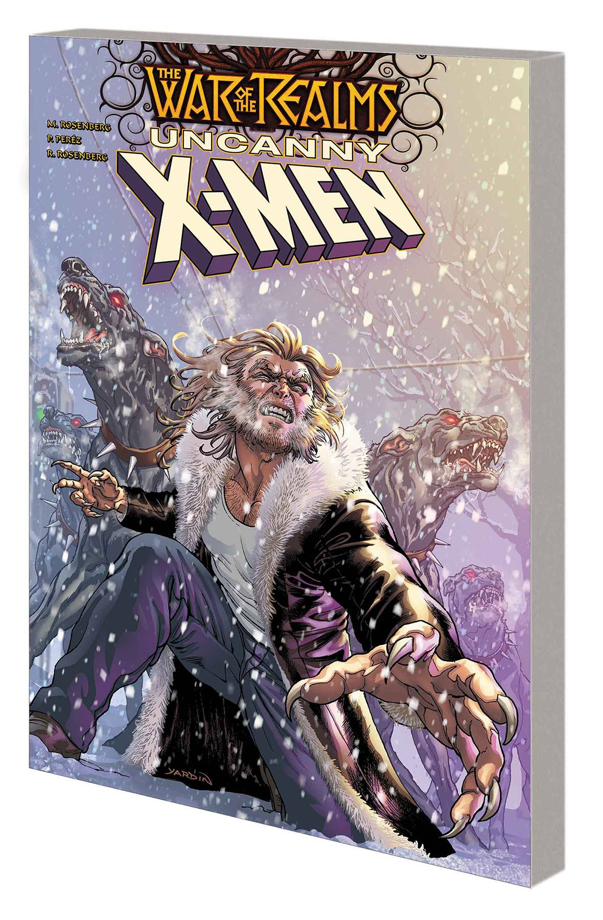 WAR OF REALMS TP UNCANNY X-MEN