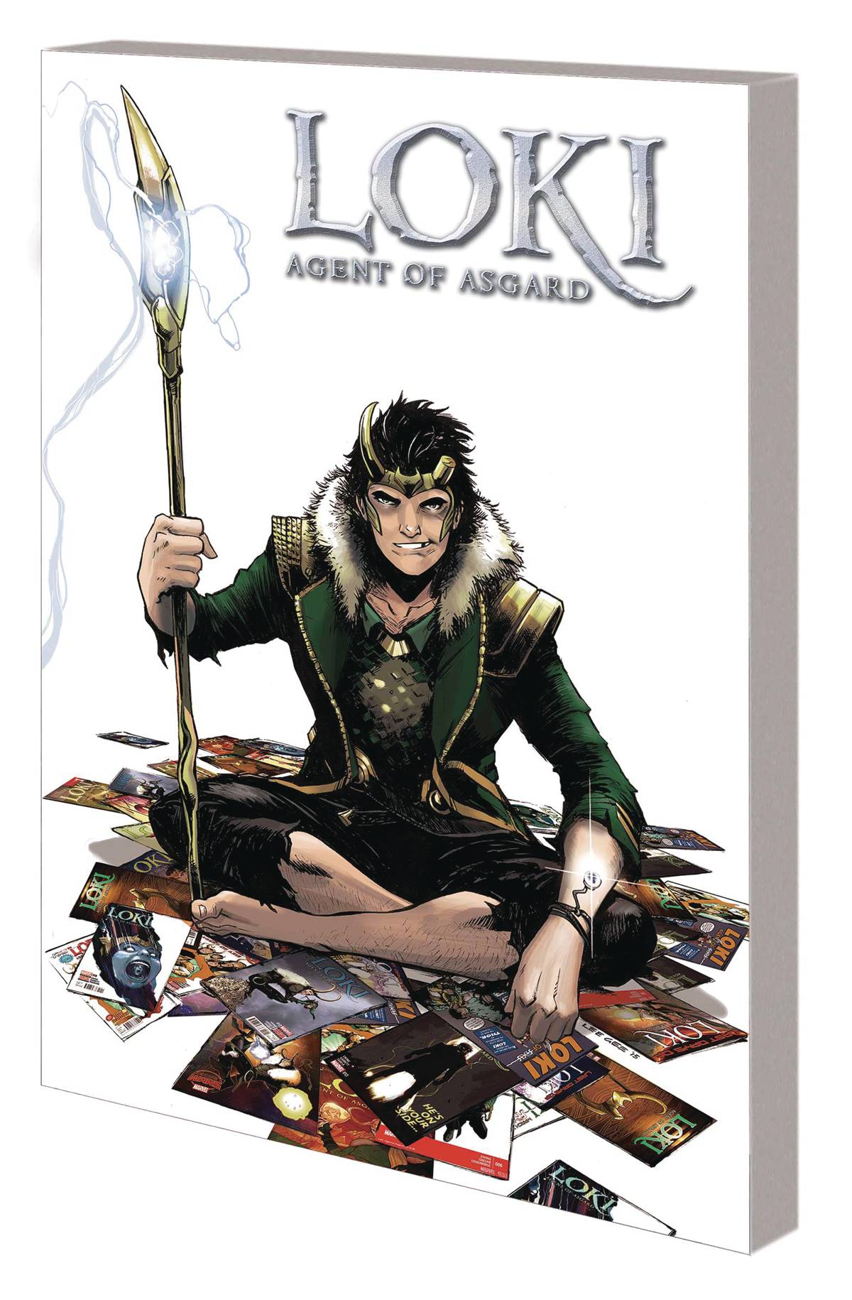 LOKI AGENT OF ASGARD COMPLETE COLLECTION TP