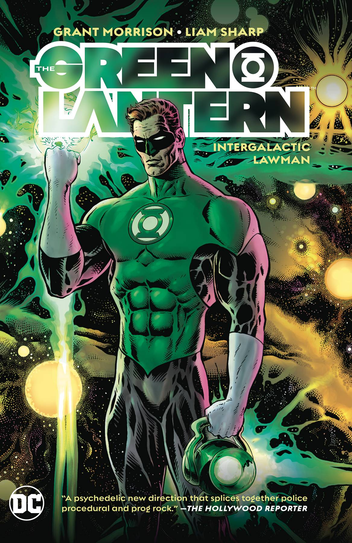 GREEN LANTERN TP VOL 01 INTERGALACTIC LAWMAN