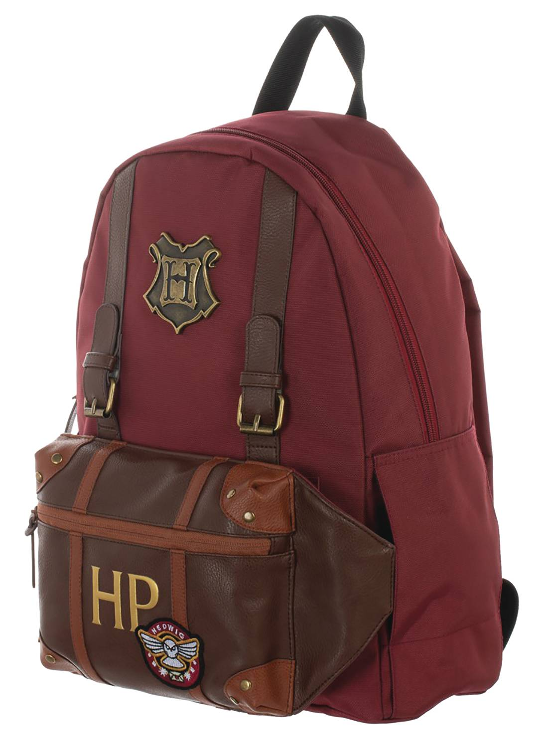 HARRY POTTER TRUNK BACKPACK W/REMOVABLE FANNY PACK