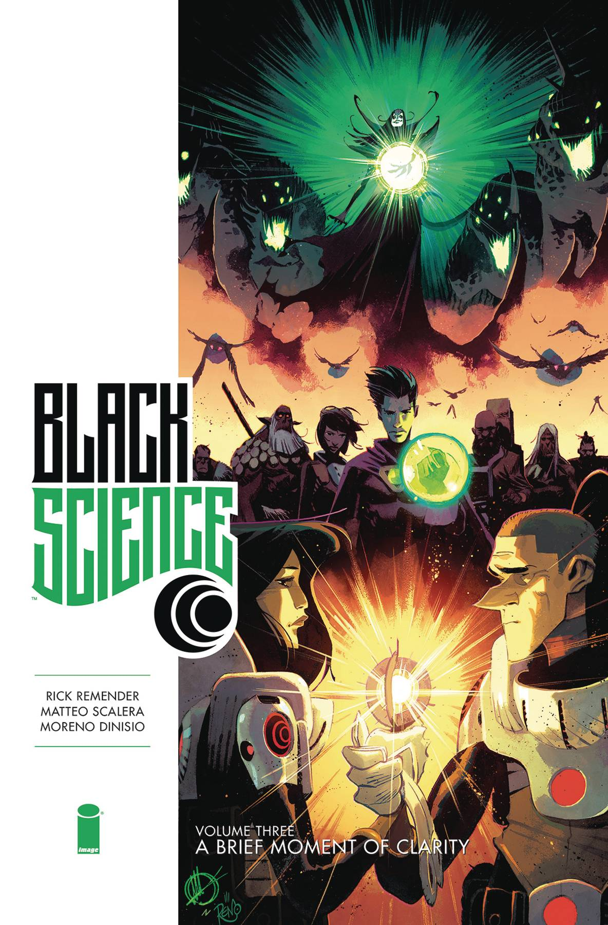 BLACK SCIENCE PREMIERE HC VOL 03 (MR)