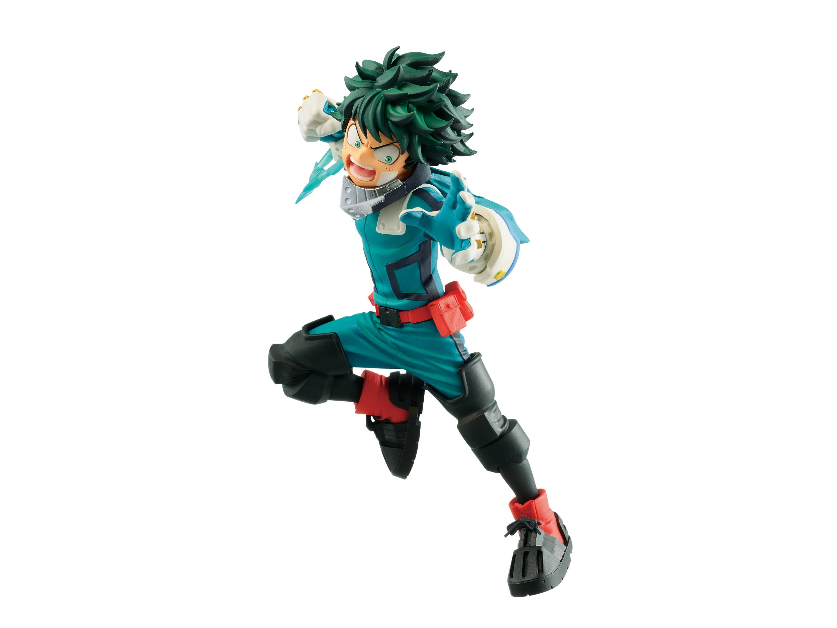 MY HERO ACADEMIA MOVIE HEROES RISING VS VILLAIN DEKU FIGURE