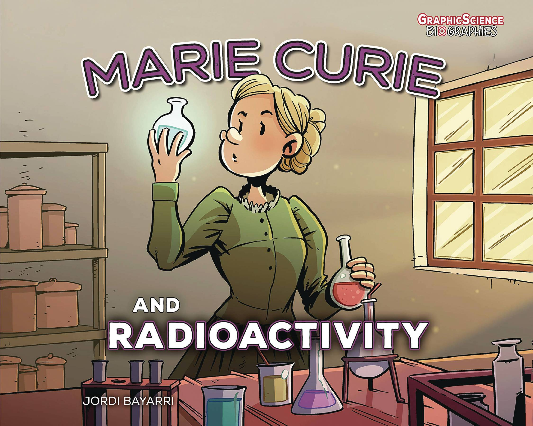 MARIE CURIE & RADIOACTIVITY YA GN