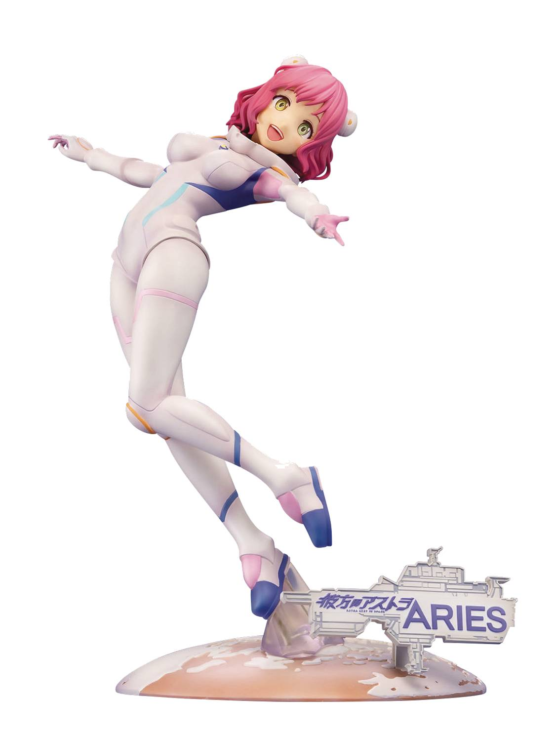 ASTRA LOST IN SPACE ARIES SPRING 1/7 PVC FIG