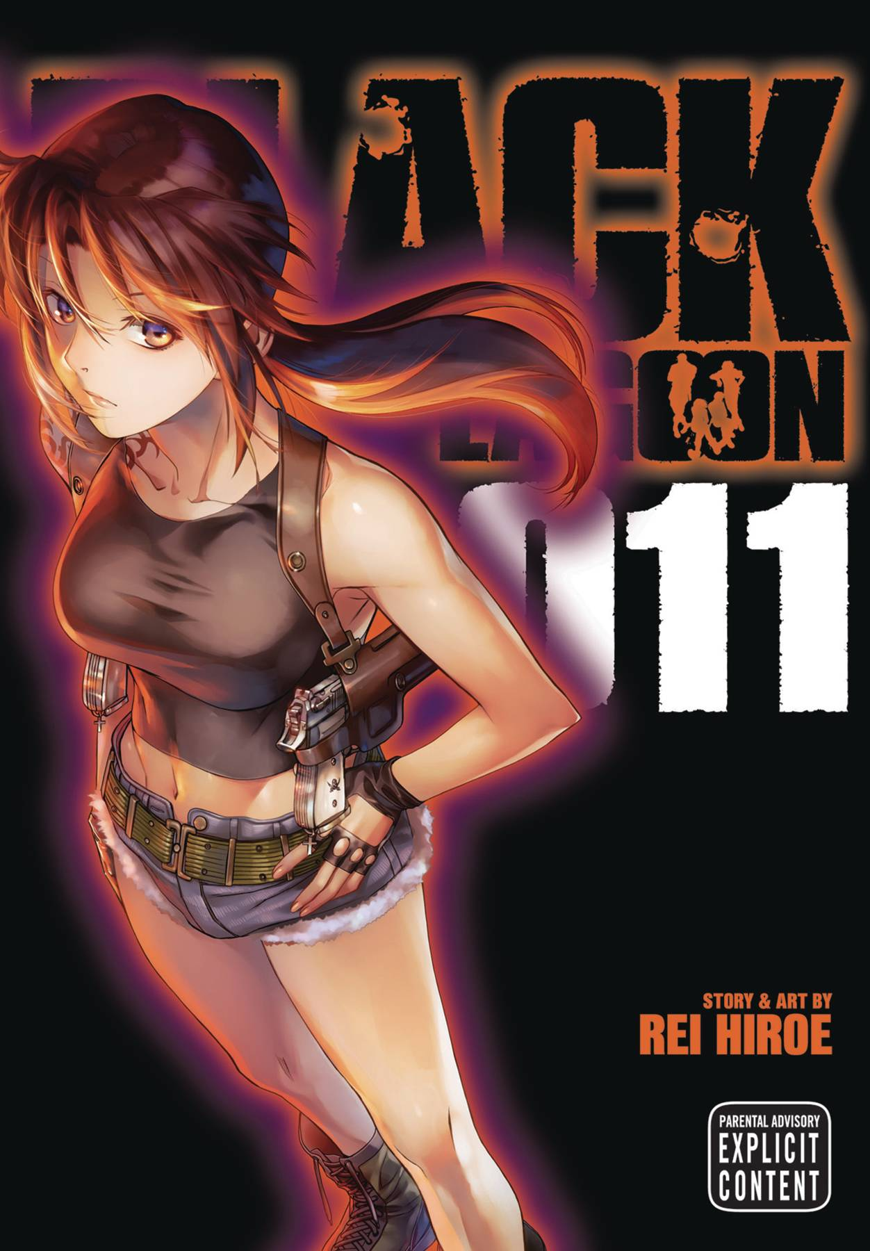 BLACK LAGOON GN VOL 11 (MR)