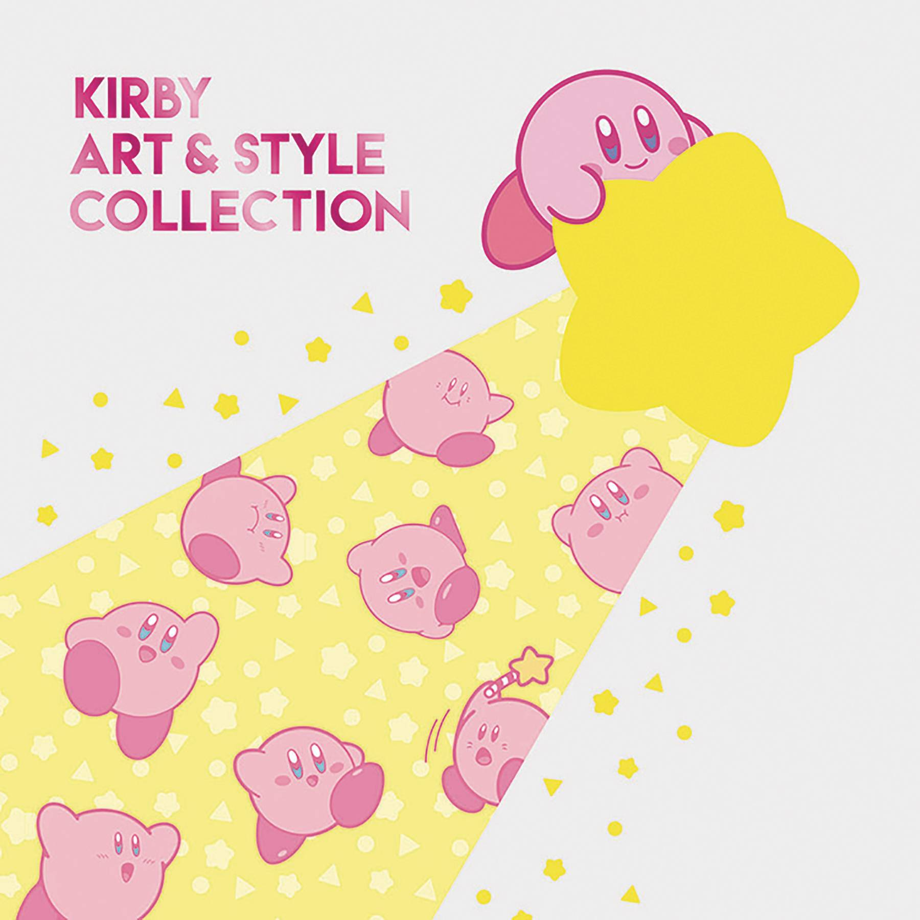 KIRBY ART & STYLE COLLECTION HC