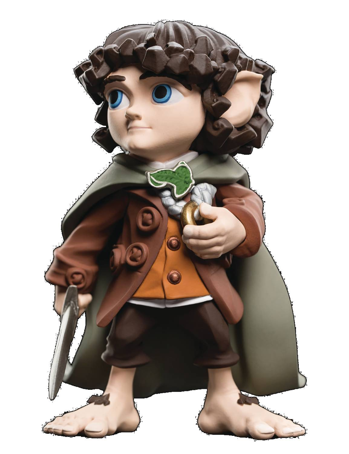 MINI EPICS LOTR FRODO BAGGINS VINYL FIG