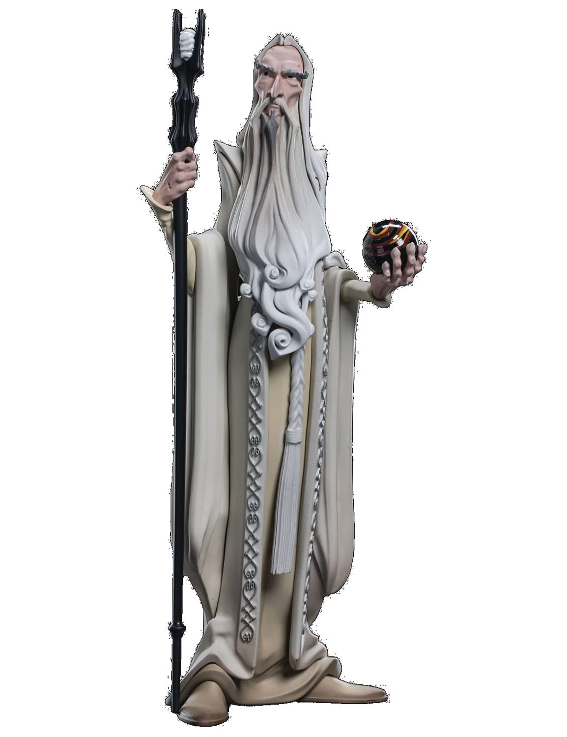 MINI EPICS LOTR SARUMAN VINYL FIG