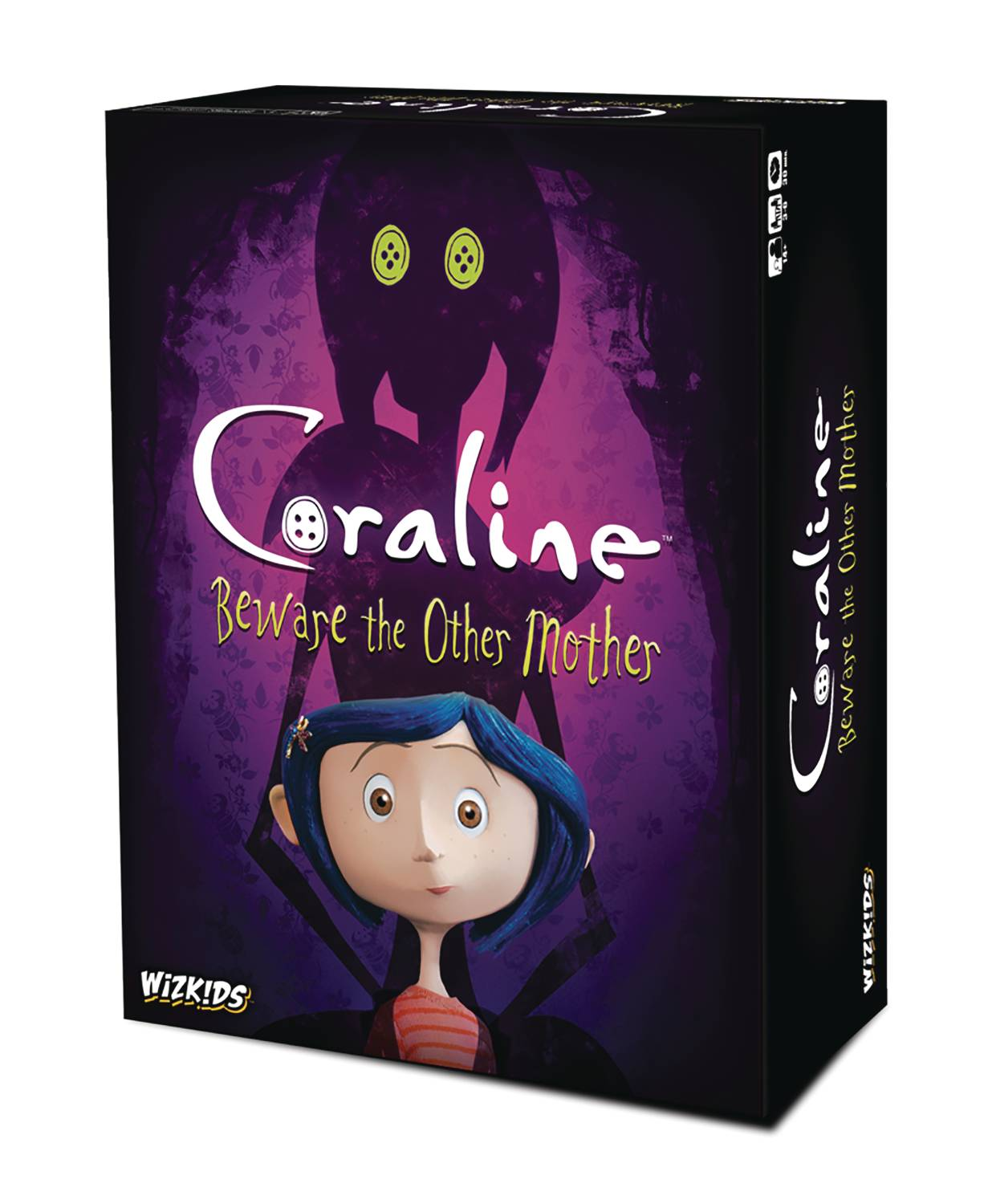 CORALINE BEWARE OTHER MOTHER BOARD GAME