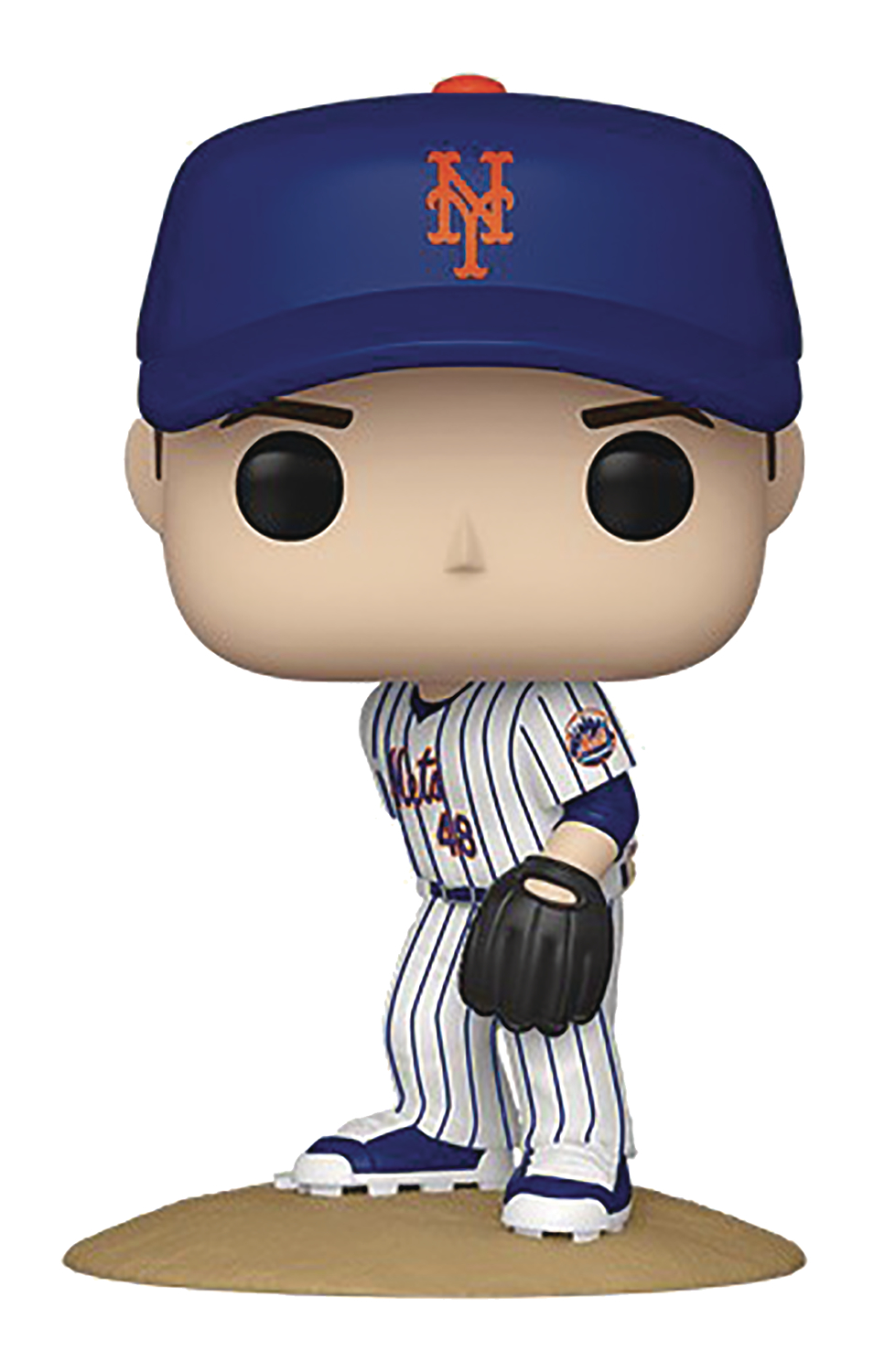 POP MLB METS JACOB DEGROM VIN FIG