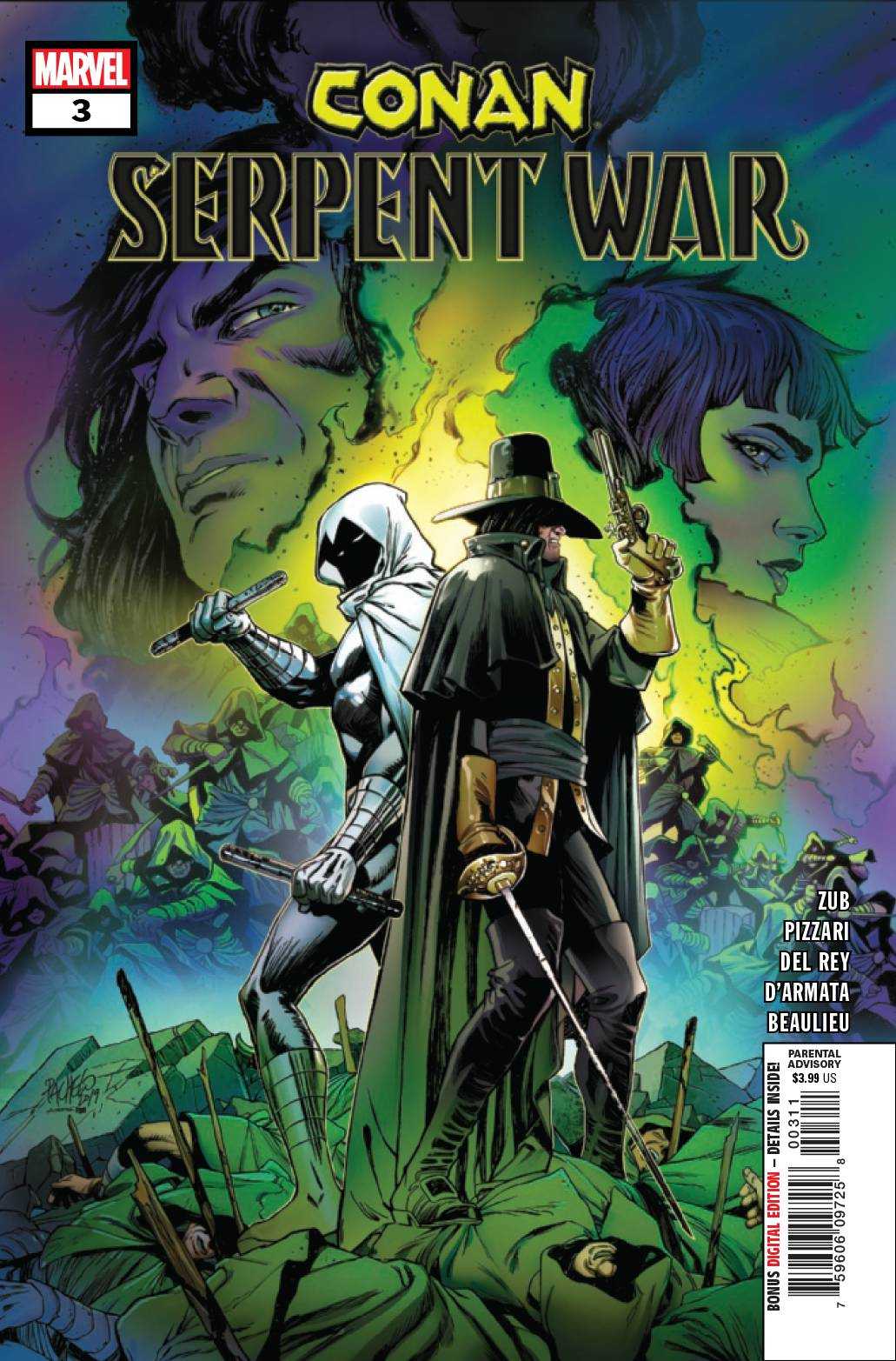 CONAN SERPENT WAR #3 (OF 4)