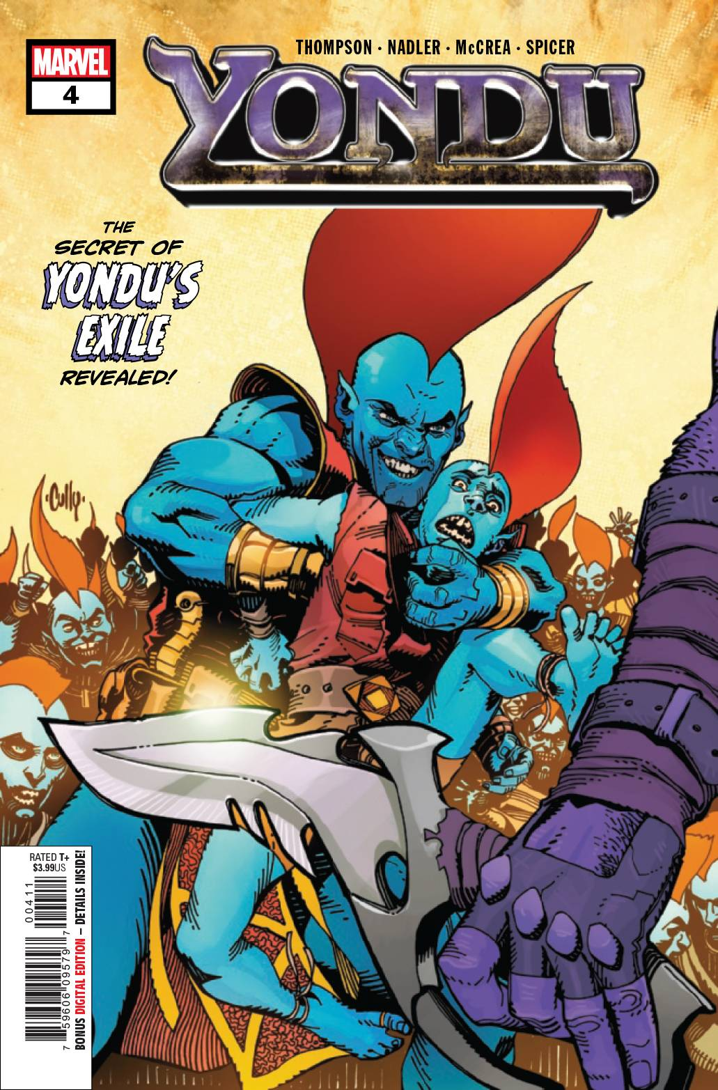 YONDU #4 (OF 5)