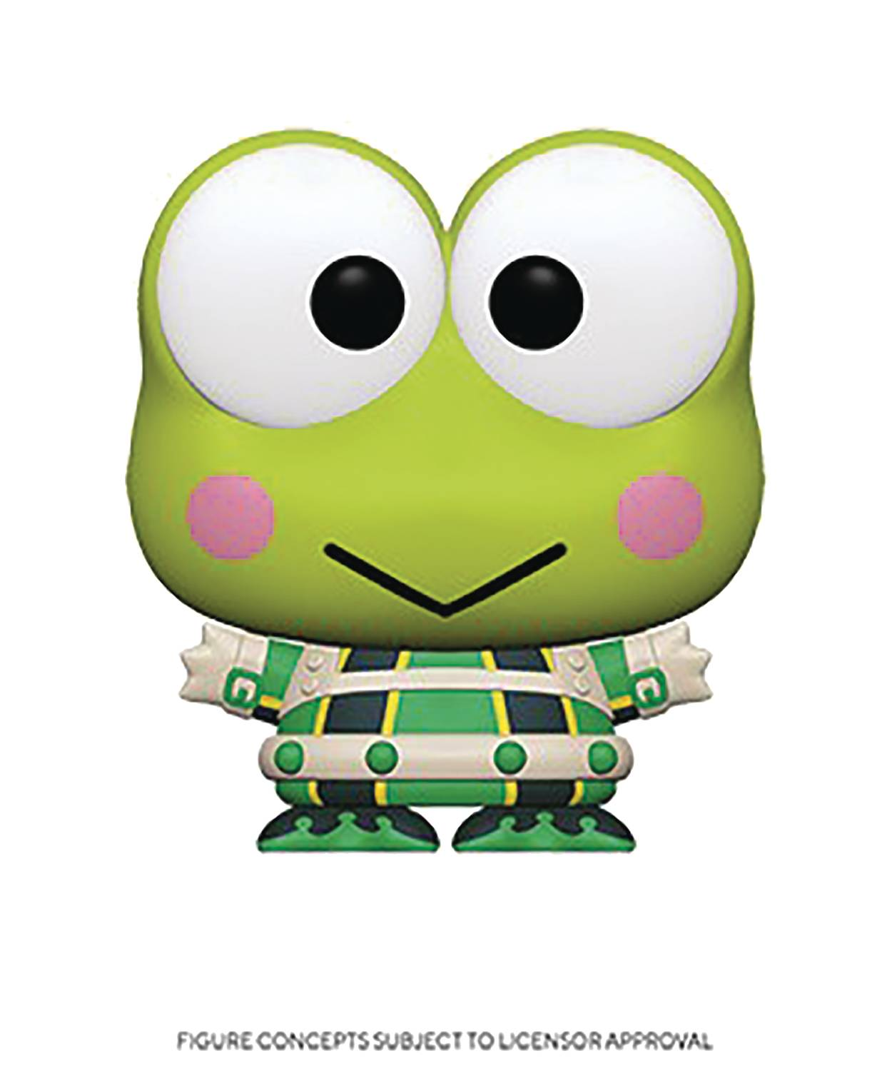 POP ANIMATION SANMHA KEROPPI TSUYU VIN FIG