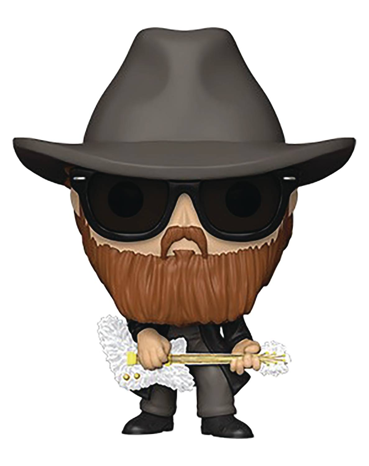 POP ROCKS ZZ TOP BILLY GIBBONS VIN FIG (AUG198782)