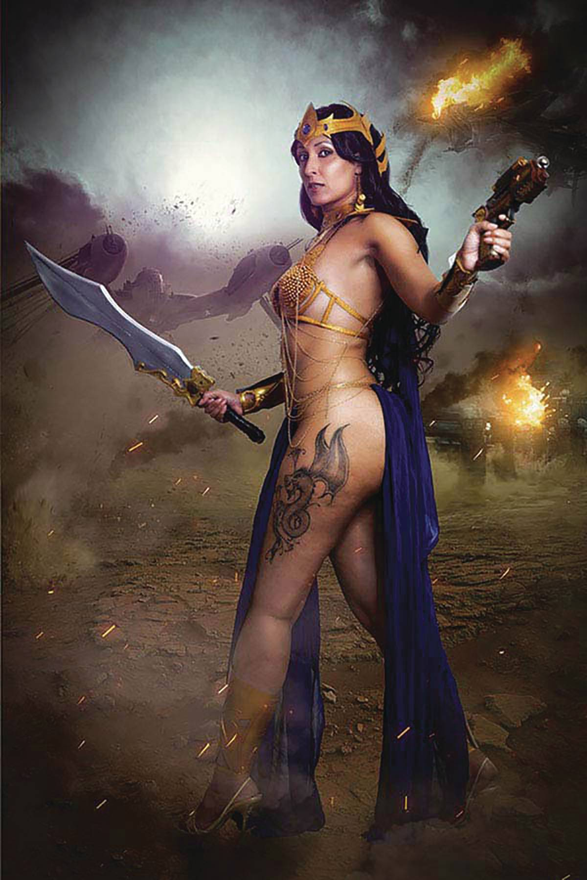 DEJAH THORIS (2019) #2 40 COPY COSPLAY VIRGIN INCV