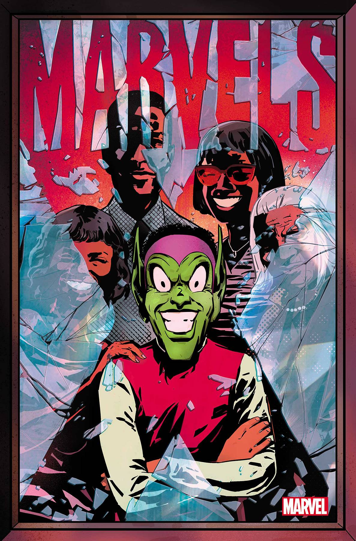 MARVELS X #1 (OF 6) WELL BE VAR