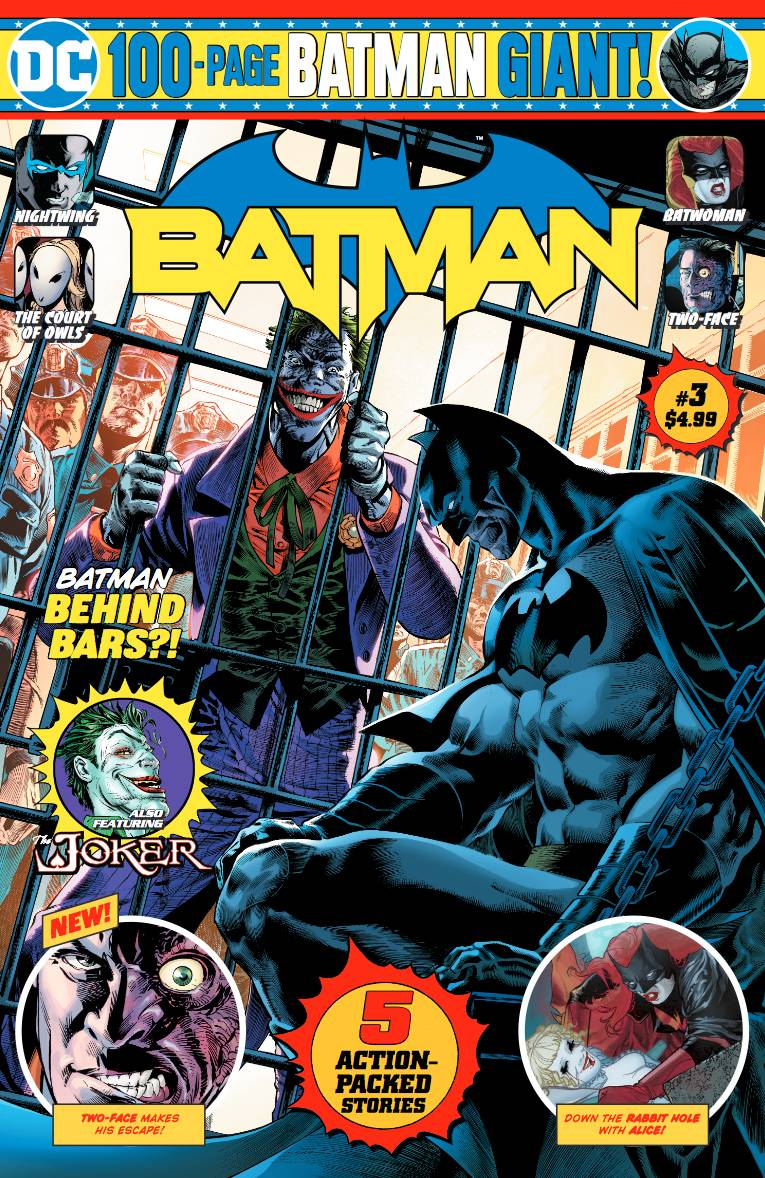 BATMAN GIANT #3 (RES)