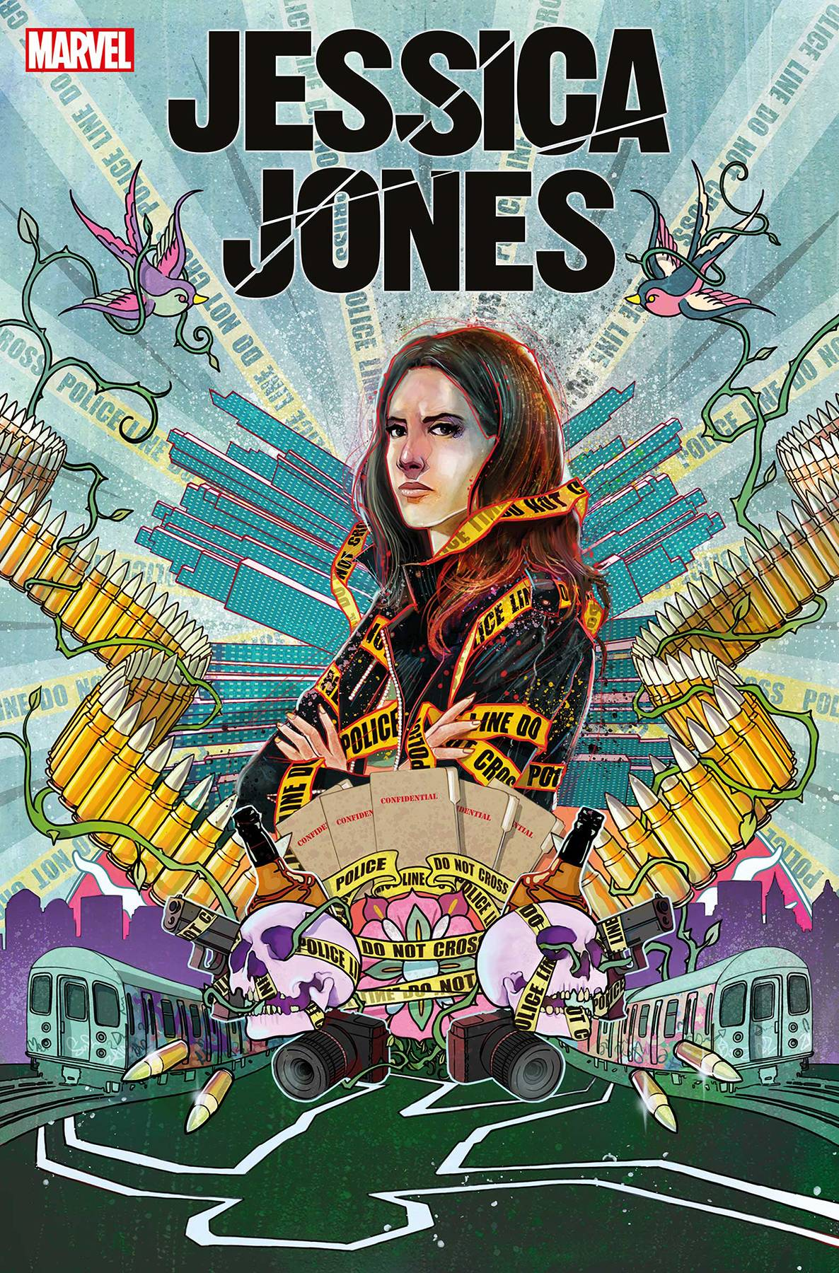 JESSICA JONES BLIND SPOT #1 (OF 6) SIMMONDS VAR
