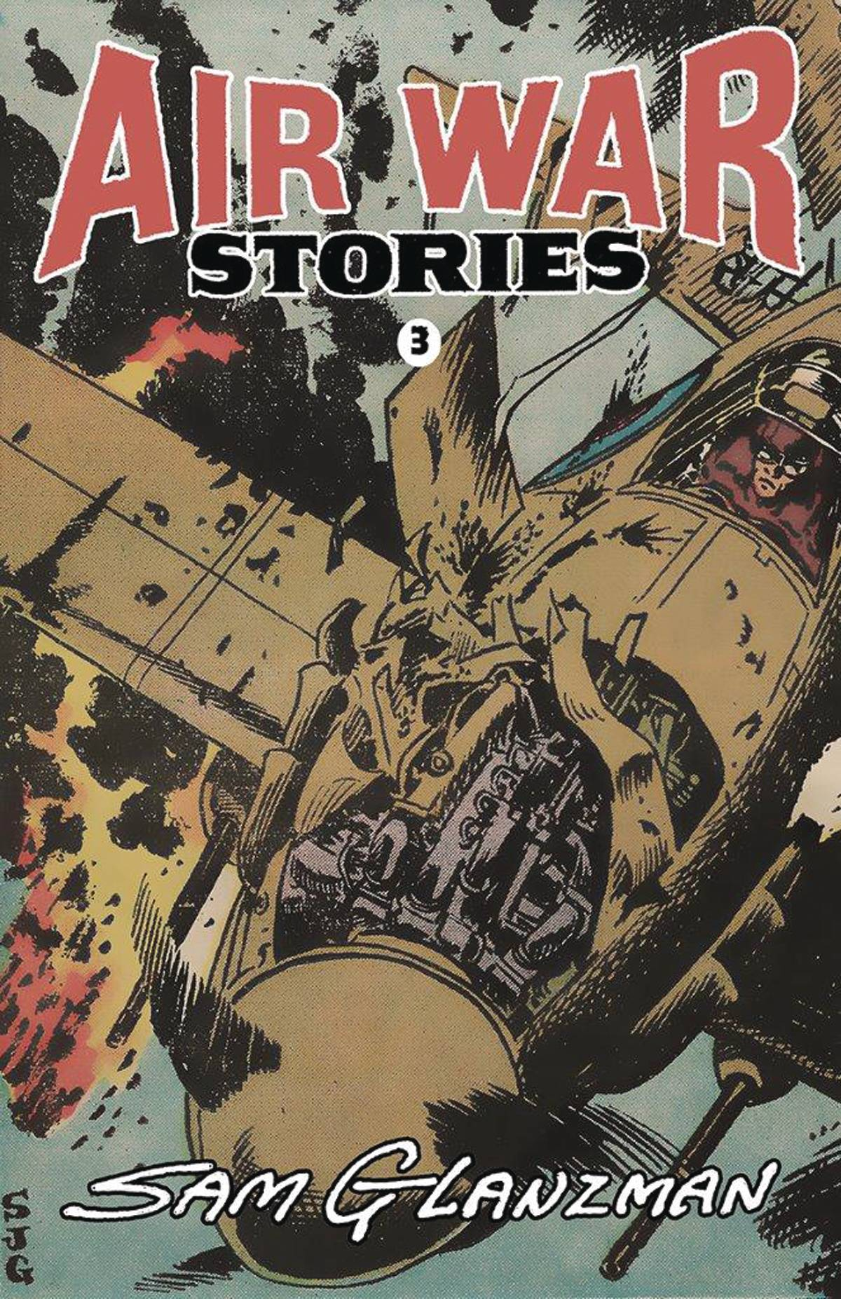 AIR WAR STORIES #3 (RES)