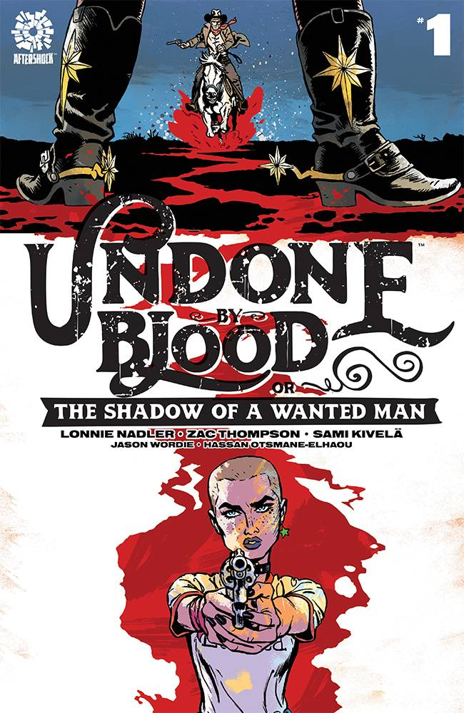 UNDONE BY BLOOD #1 CVR A KIVELA