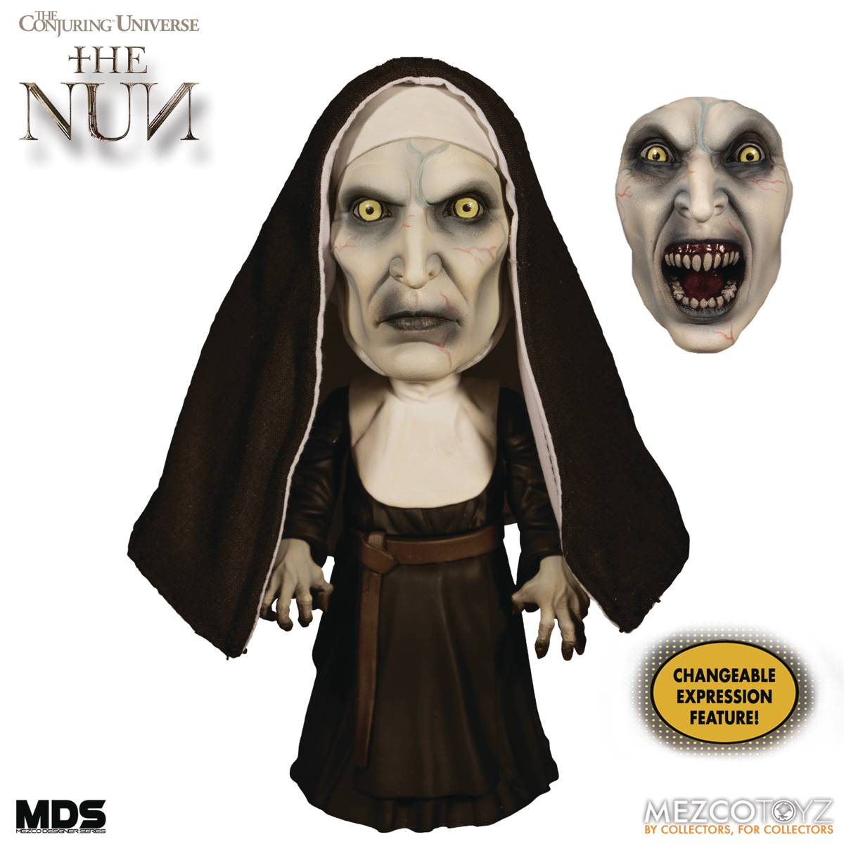 MDS MEGA SCALE THE NUN FIGURE