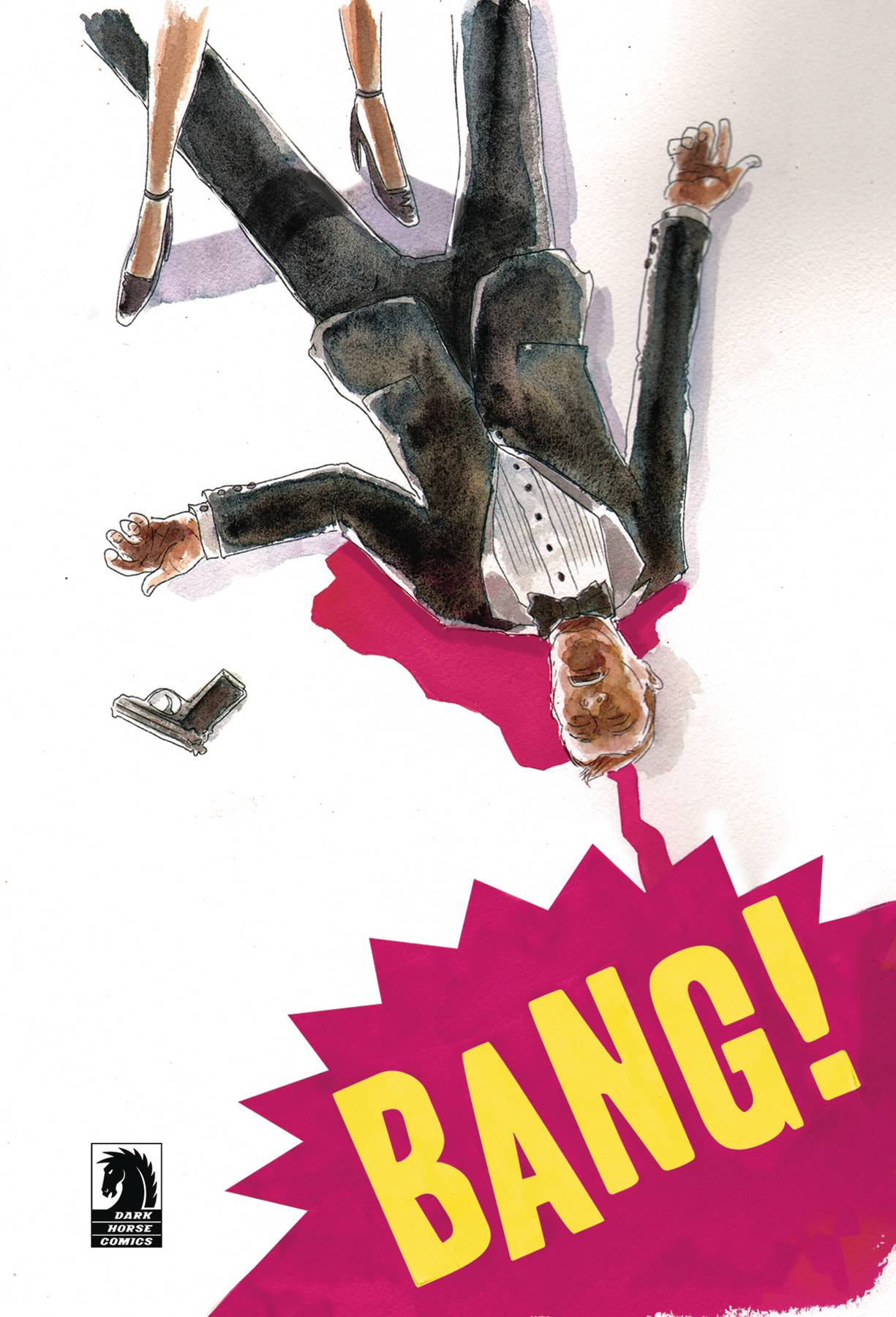 BANG #1 (OF 5) CVR B KINDT