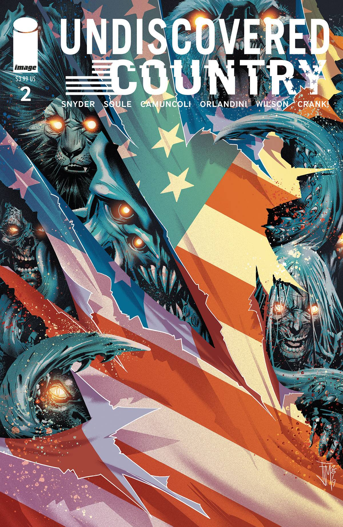 UNDISCOVERED COUNTRY #2 CVR B MANAPUL (MR)
