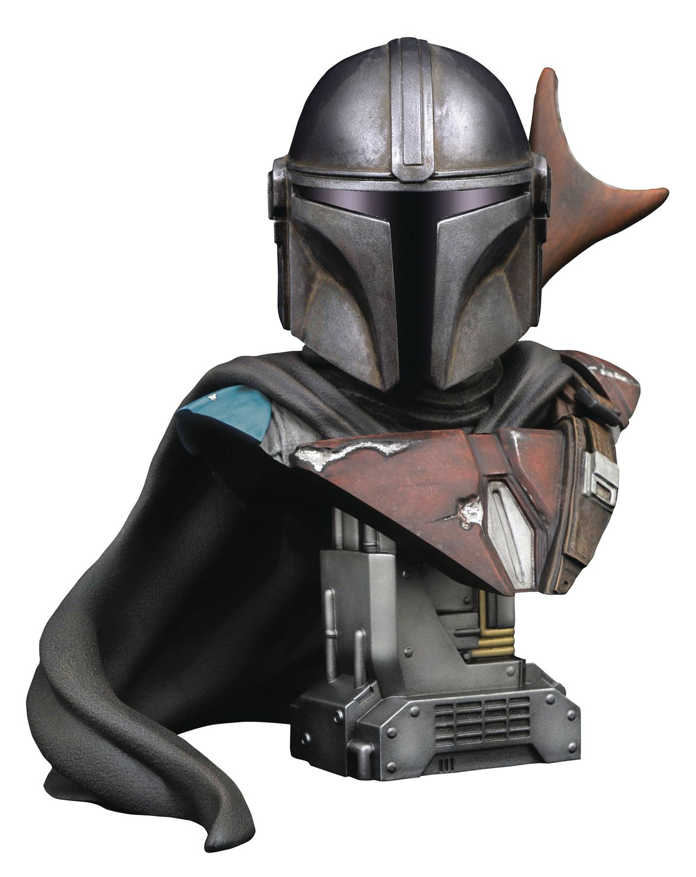 STAR WARS LEGENDS IN 3D MANDALORIAN 1/2 SCALE BUST