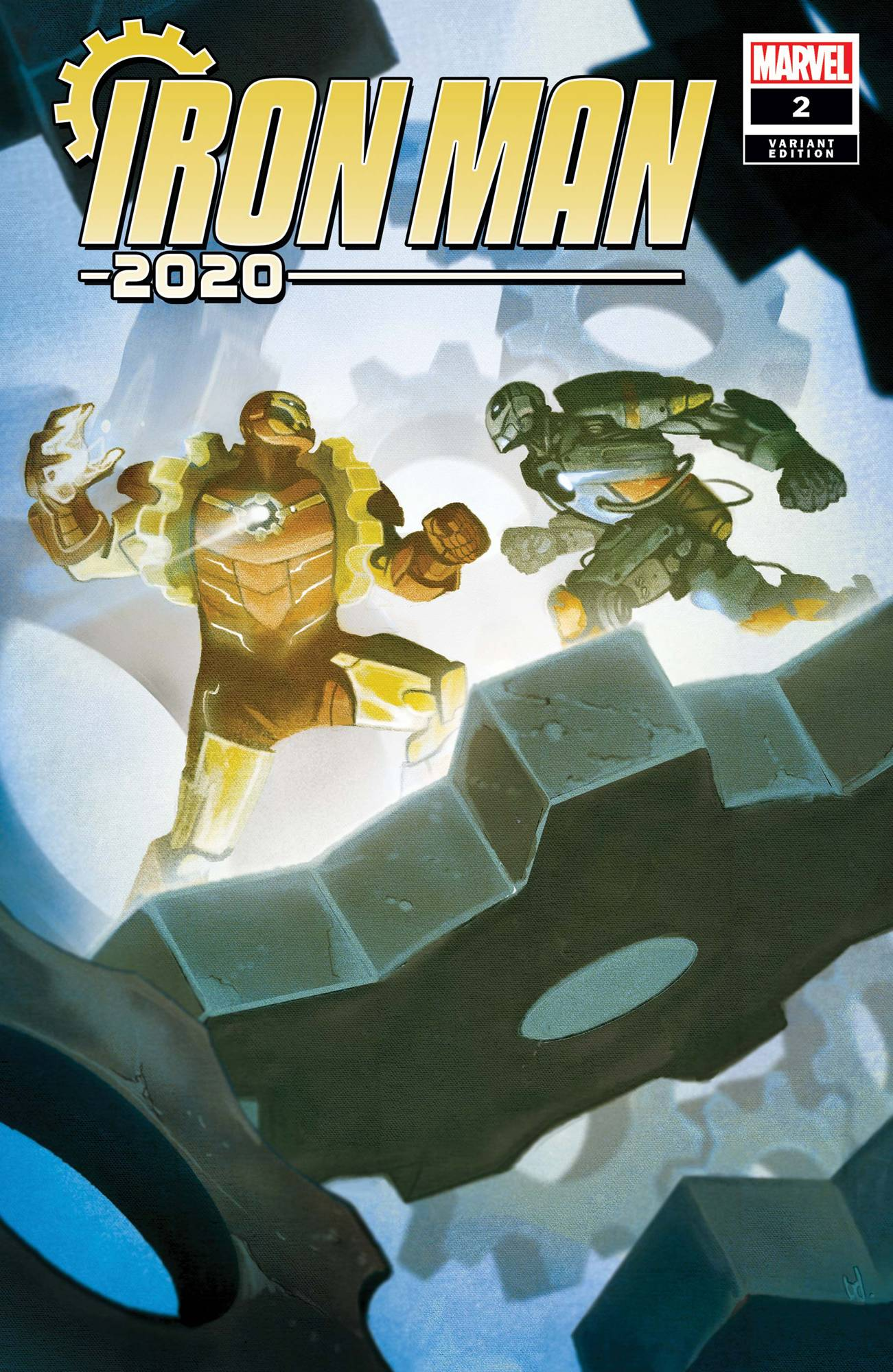 IRON MAN 2020 #2 (OF 6) DEL MUNDO VAR