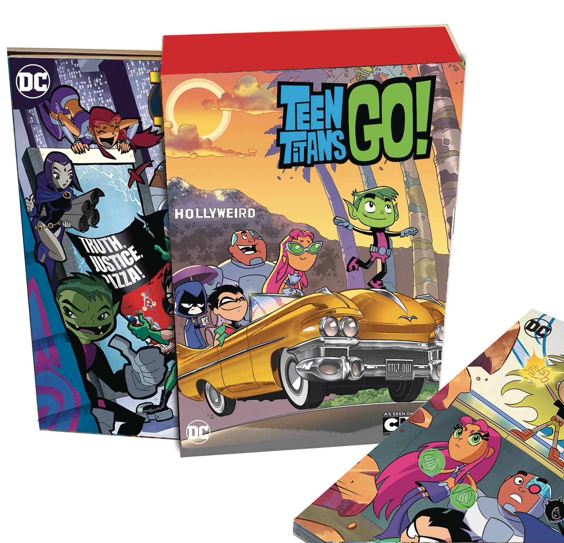 TEEN TITANS GO BOX SET VOL 02