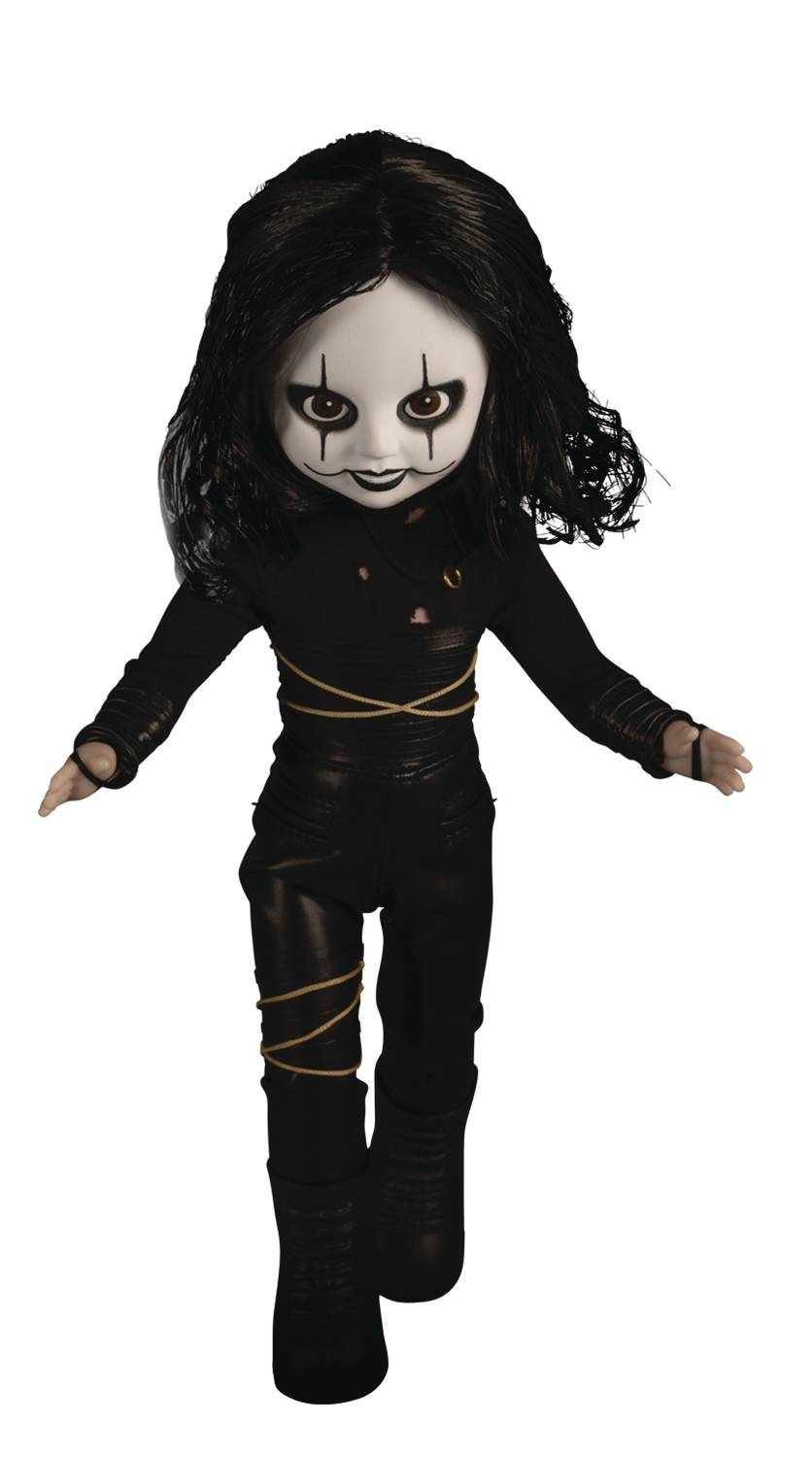 LIVING DEAD DOLLS THE CROW DOLL
