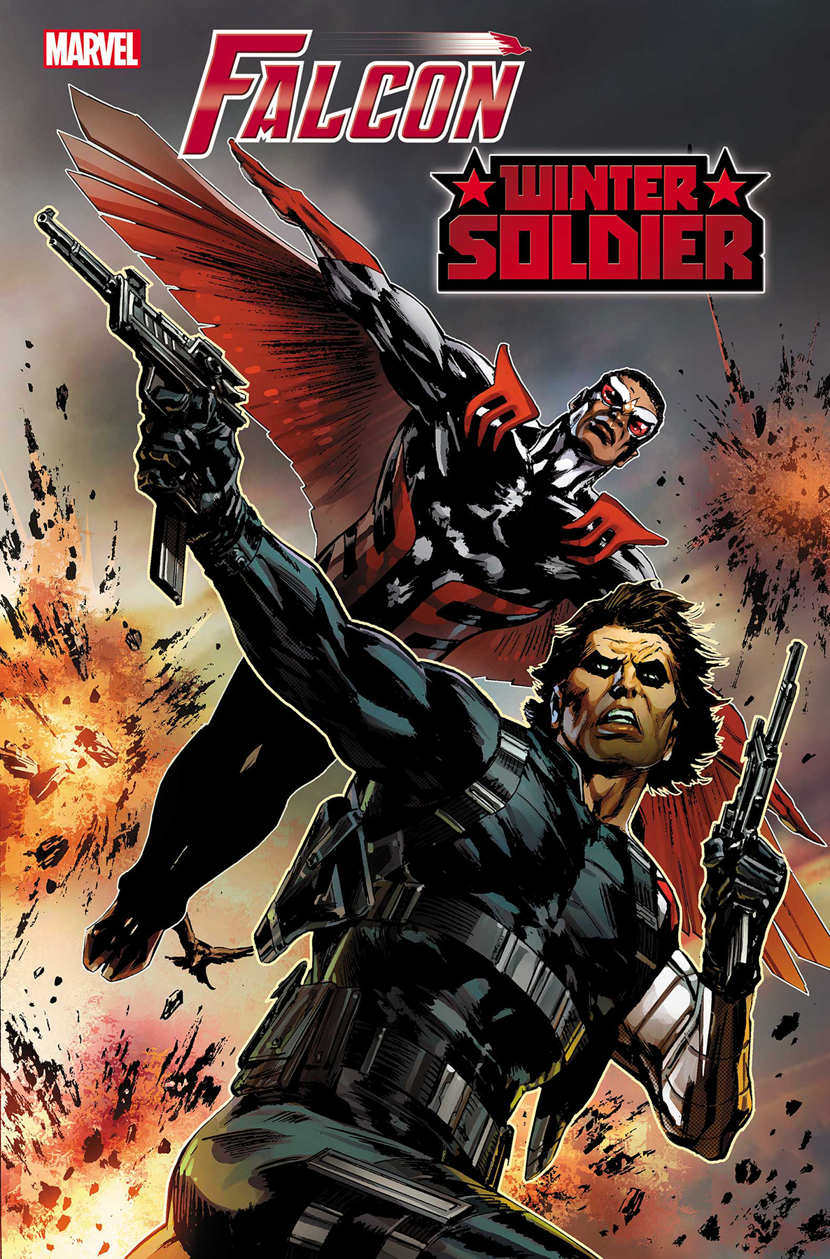 FALCON & WINTER SOLDIER #1 (OF 5) GUICE VAR