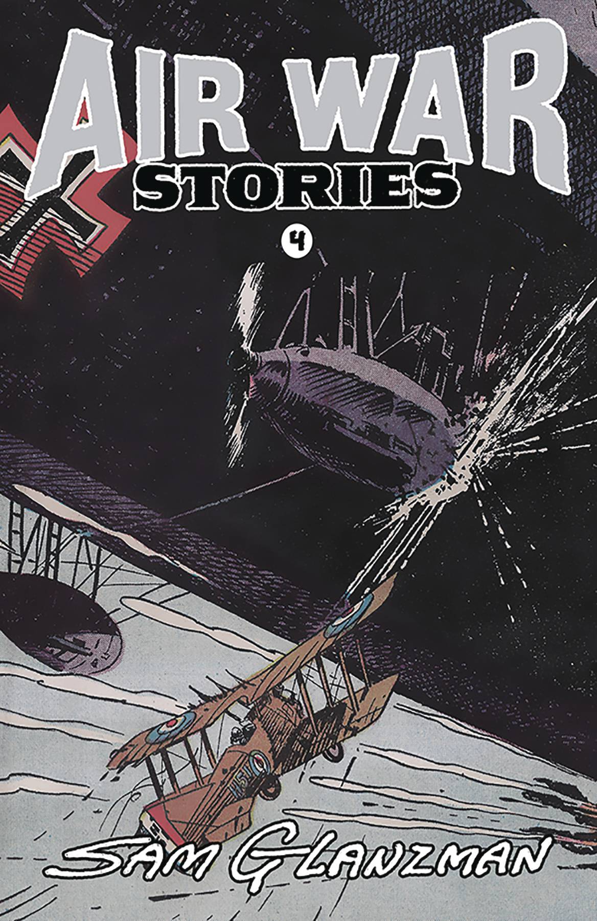 AIR WAR STORIES #4 (RES)