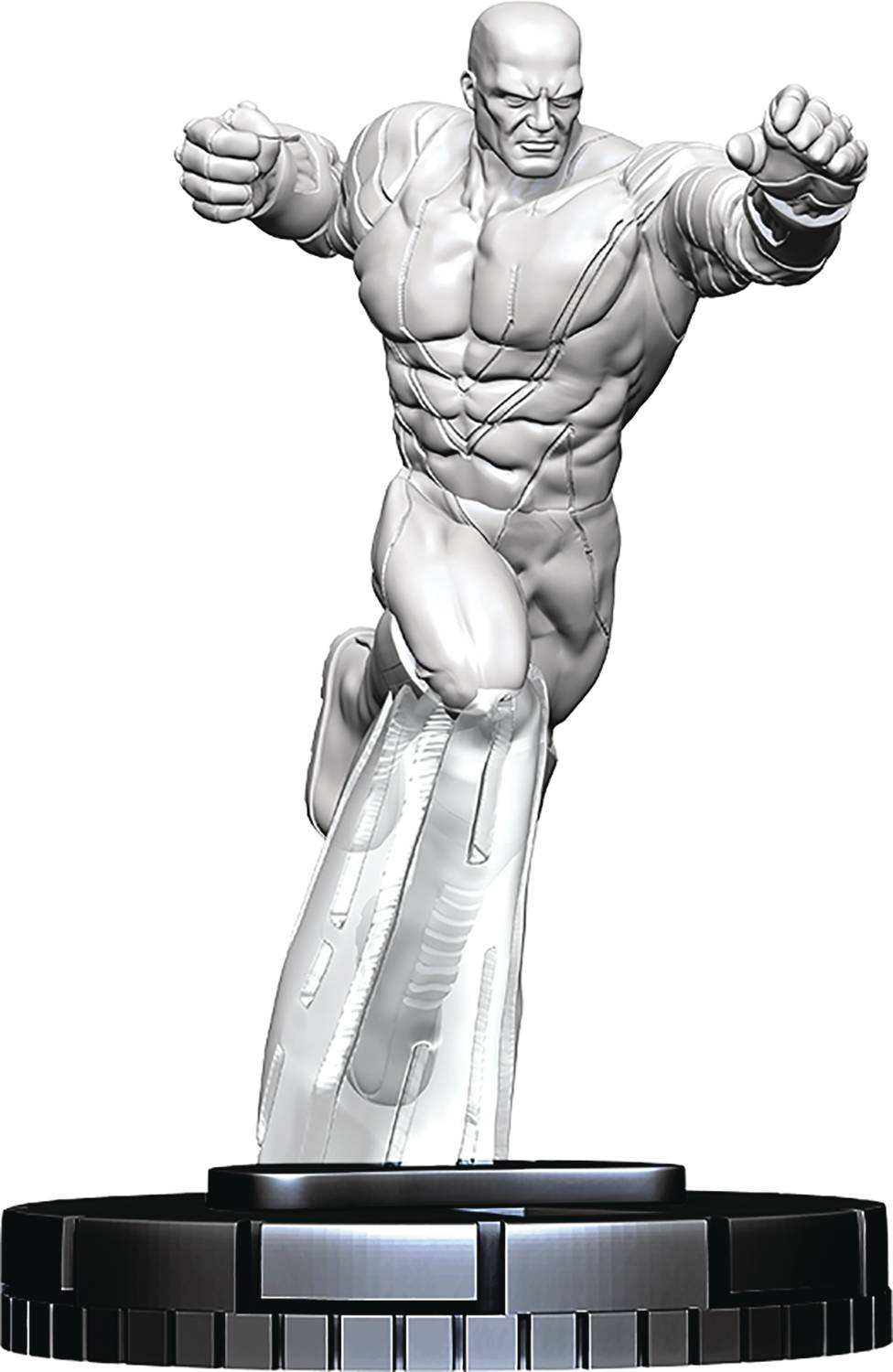 MARVEL HEROCLIX UNPAINTED MINI COLOSSUS