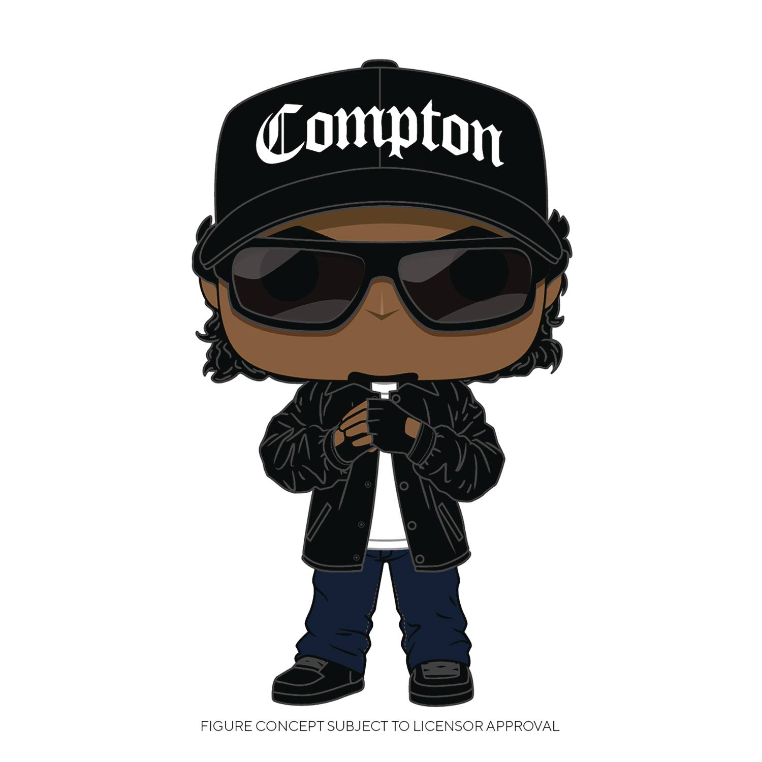 POP ROCKS EAZY-E VINYL FIGURE