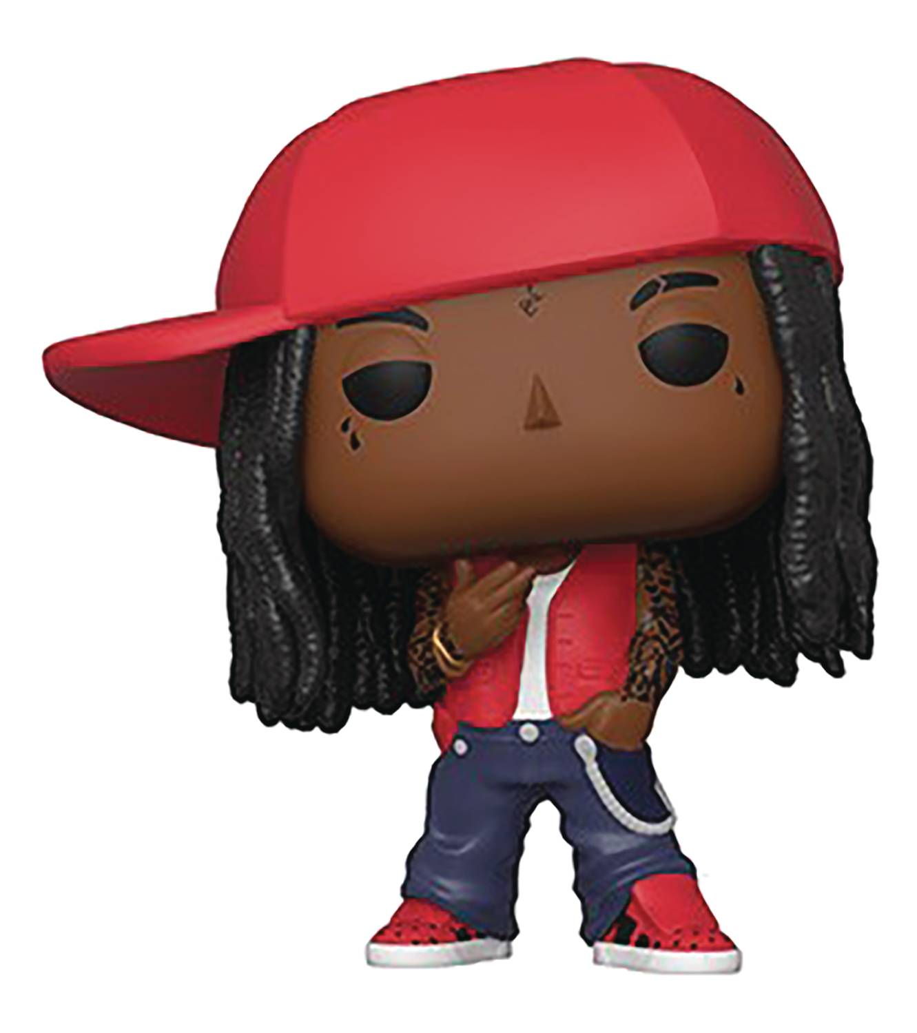 POP ROCKS LIL WAYNE VINYL FIGURE