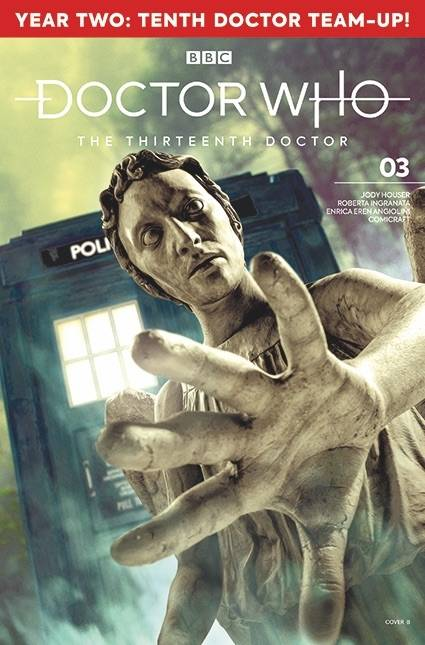 DOCTOR WHO 13TH SEASON TWO #3 CVR B PHOTO