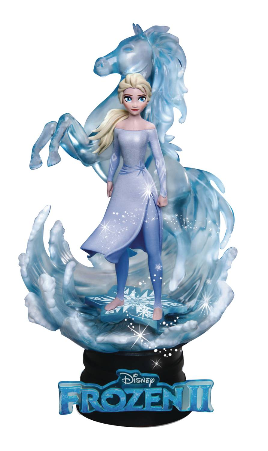 DISNEY FROZEN II ELSA DS-038 D-STAGE SER PX 6IN STATUE