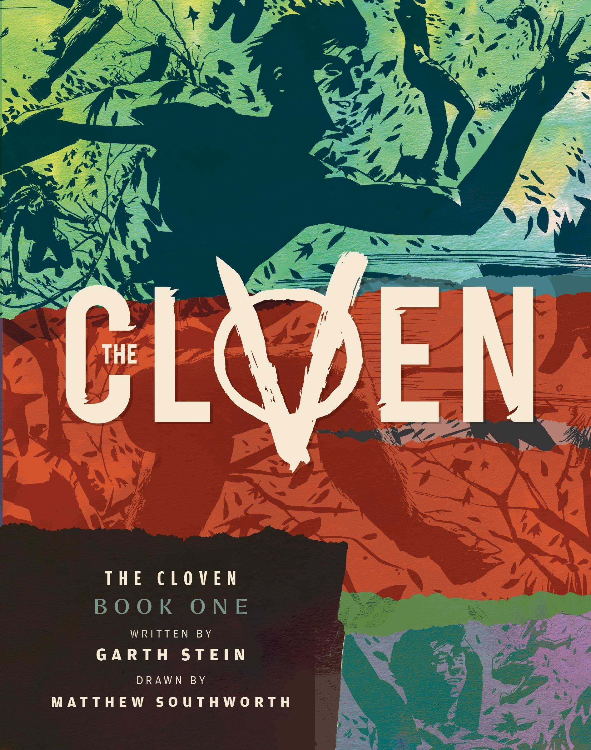 CLOVEN HC VOL 01 (MR)