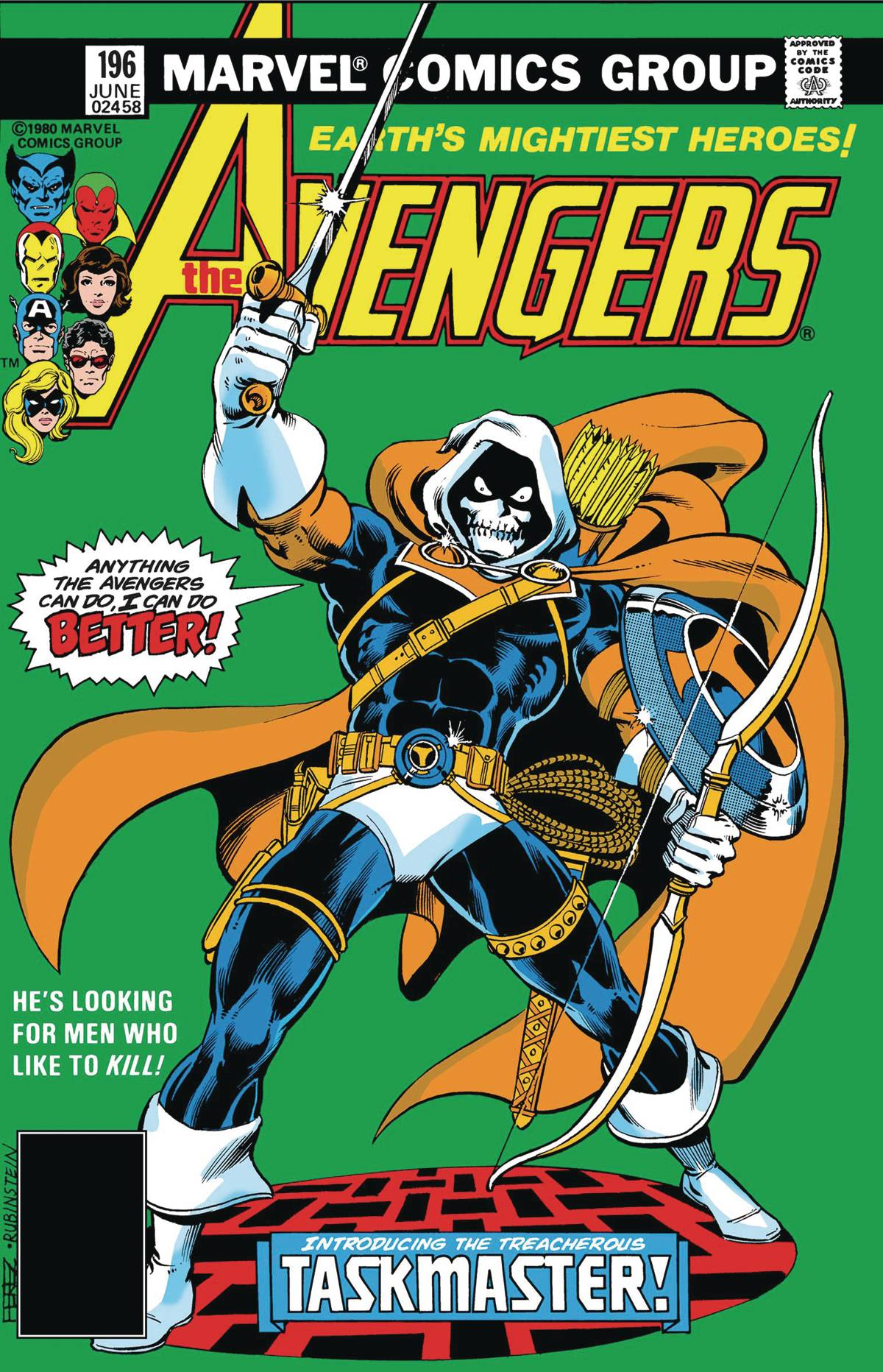 TRUE BELIEVERS BLACK WIDOW TASKMASTER #1