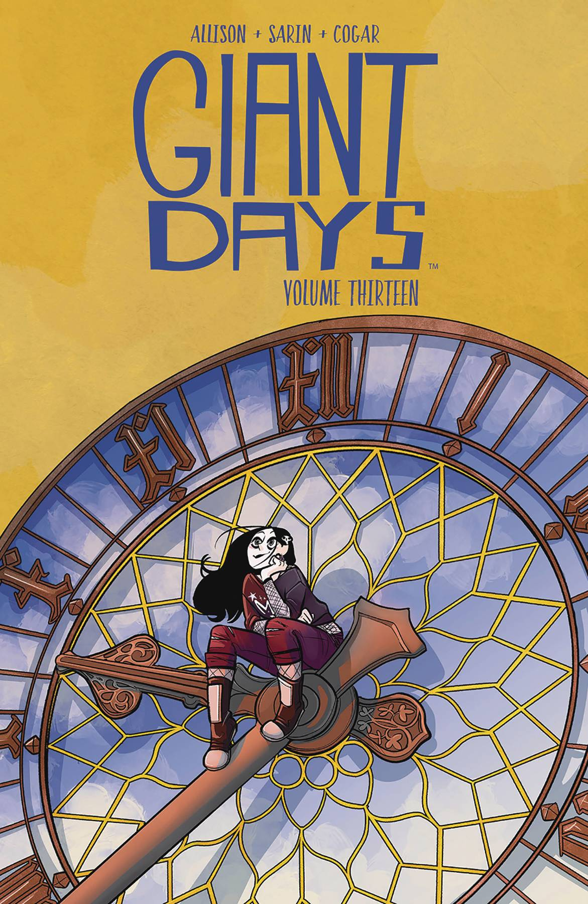 GIANT DAYS TP VOL 13