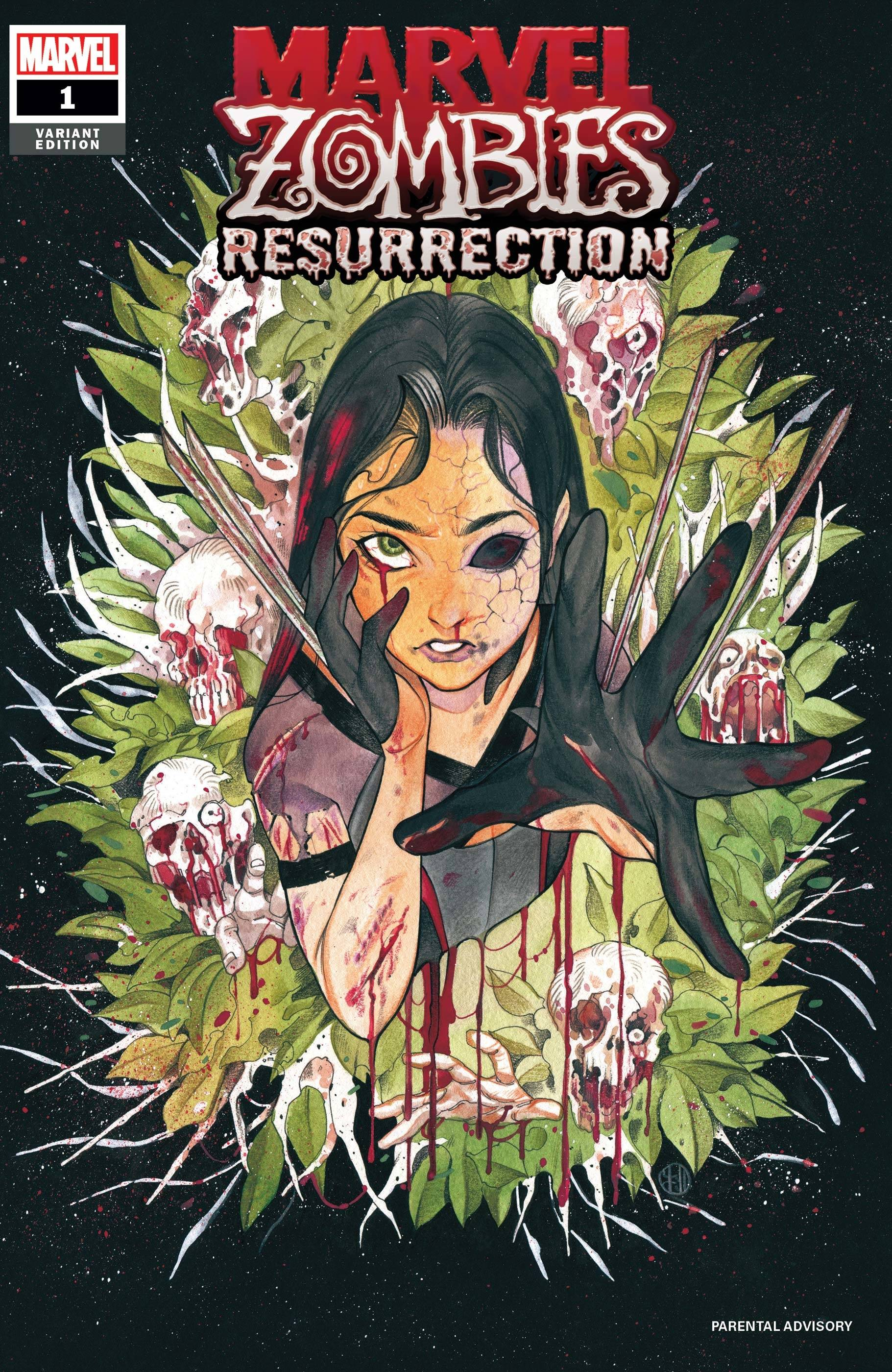 MARVEL ZOMBIES RESURRECTION #1 (OF 4) MOMOKO VAR