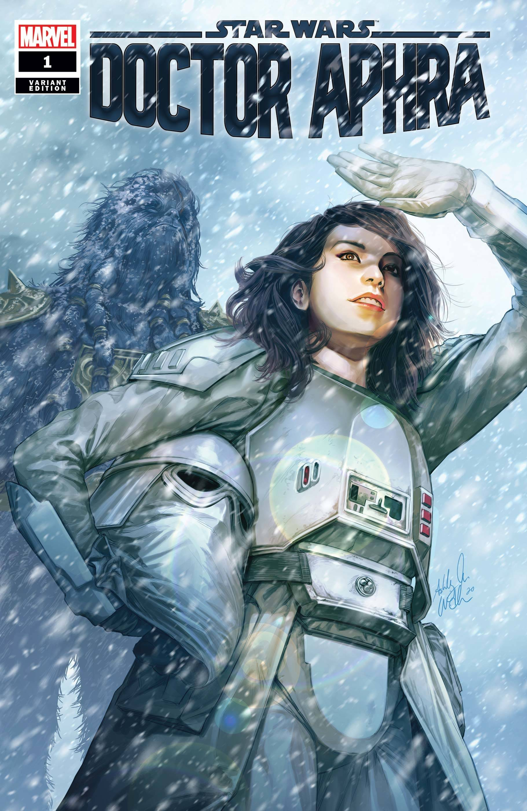 STAR WARS DOCTOR APHRA #1 WITTER VAR