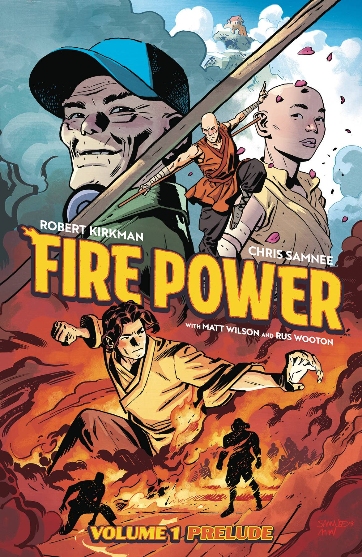 FIRE POWER BY KIRKMAN & SAMNEE TP VOL 01 PRELUDE (FEB200019)
