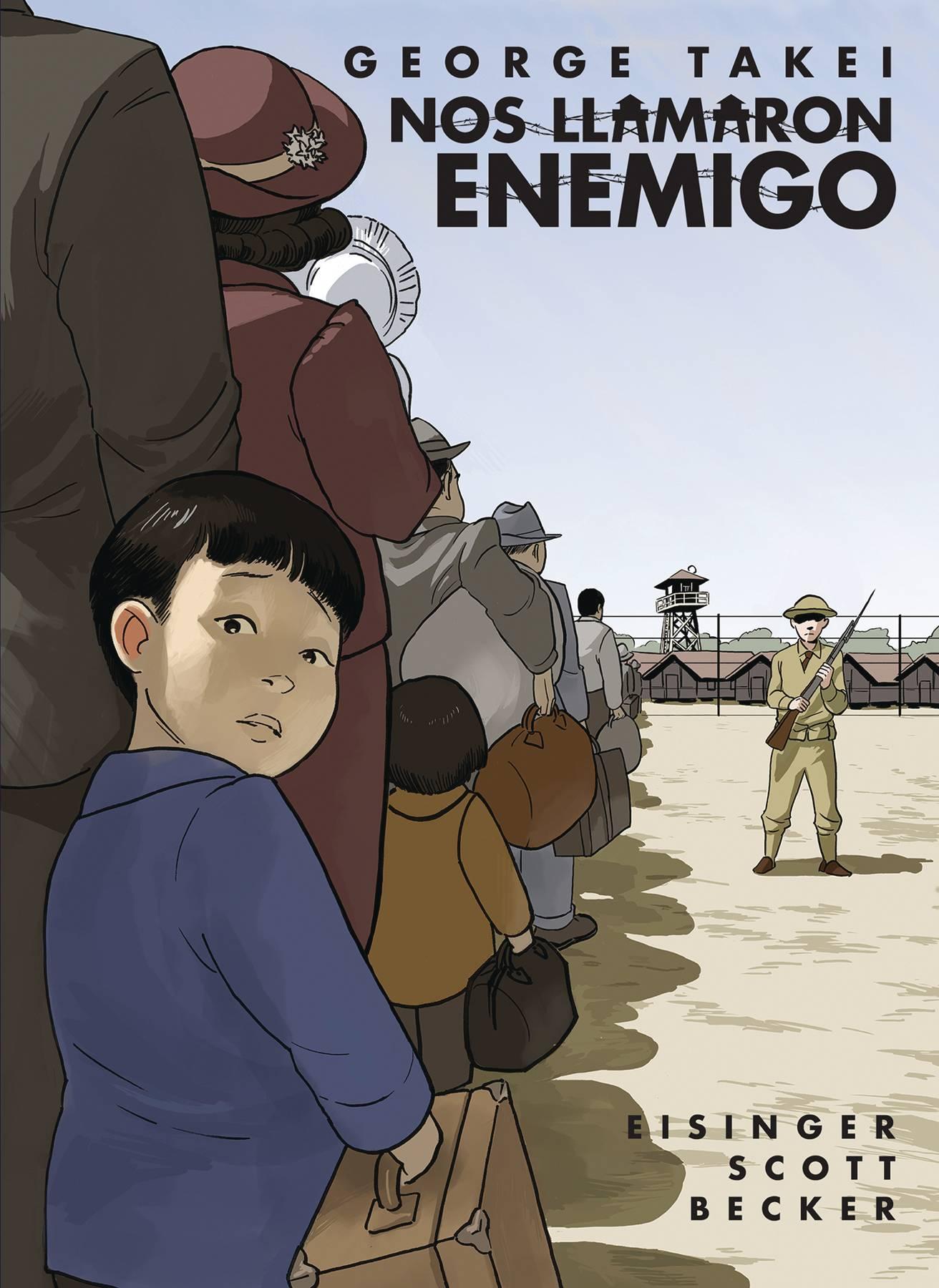 THEY CALLED US ENEMY TP SPANISH ED NOS LLAMARON ENEMIGO (FEB