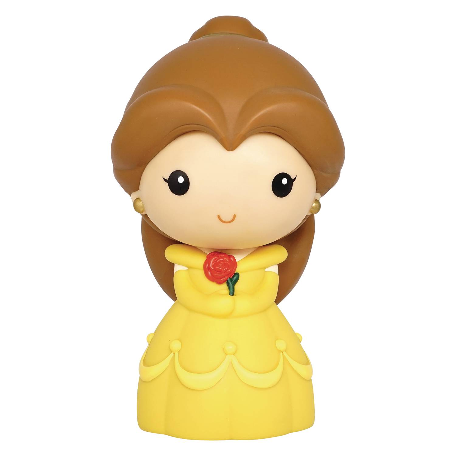 BEAUTY AND THE BEAST PRINCESS BELLE PVC BANK