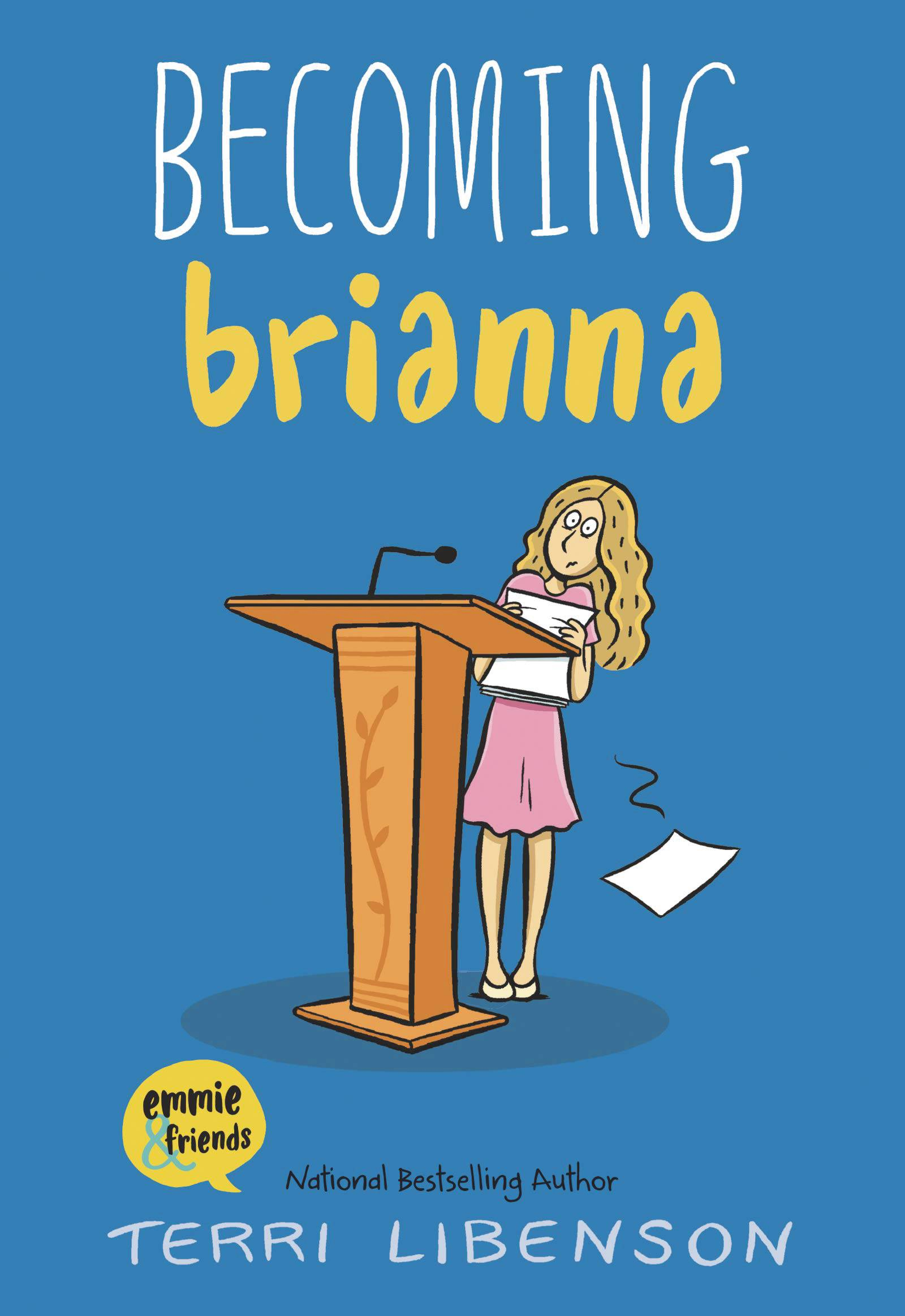 BECOMING BRIANNA HC GN