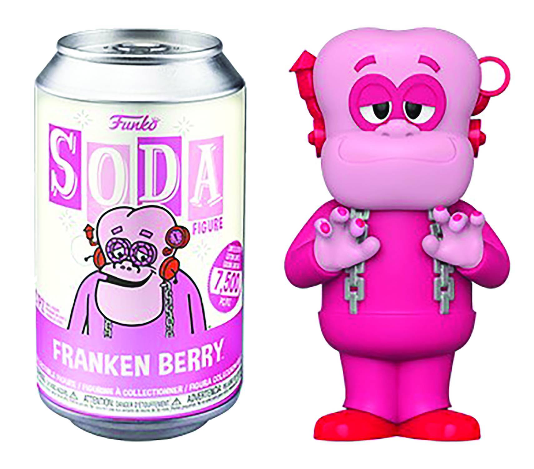 VINYL SODA AD ICON FRANKENBERRY VINYL FIG W/CHASE
