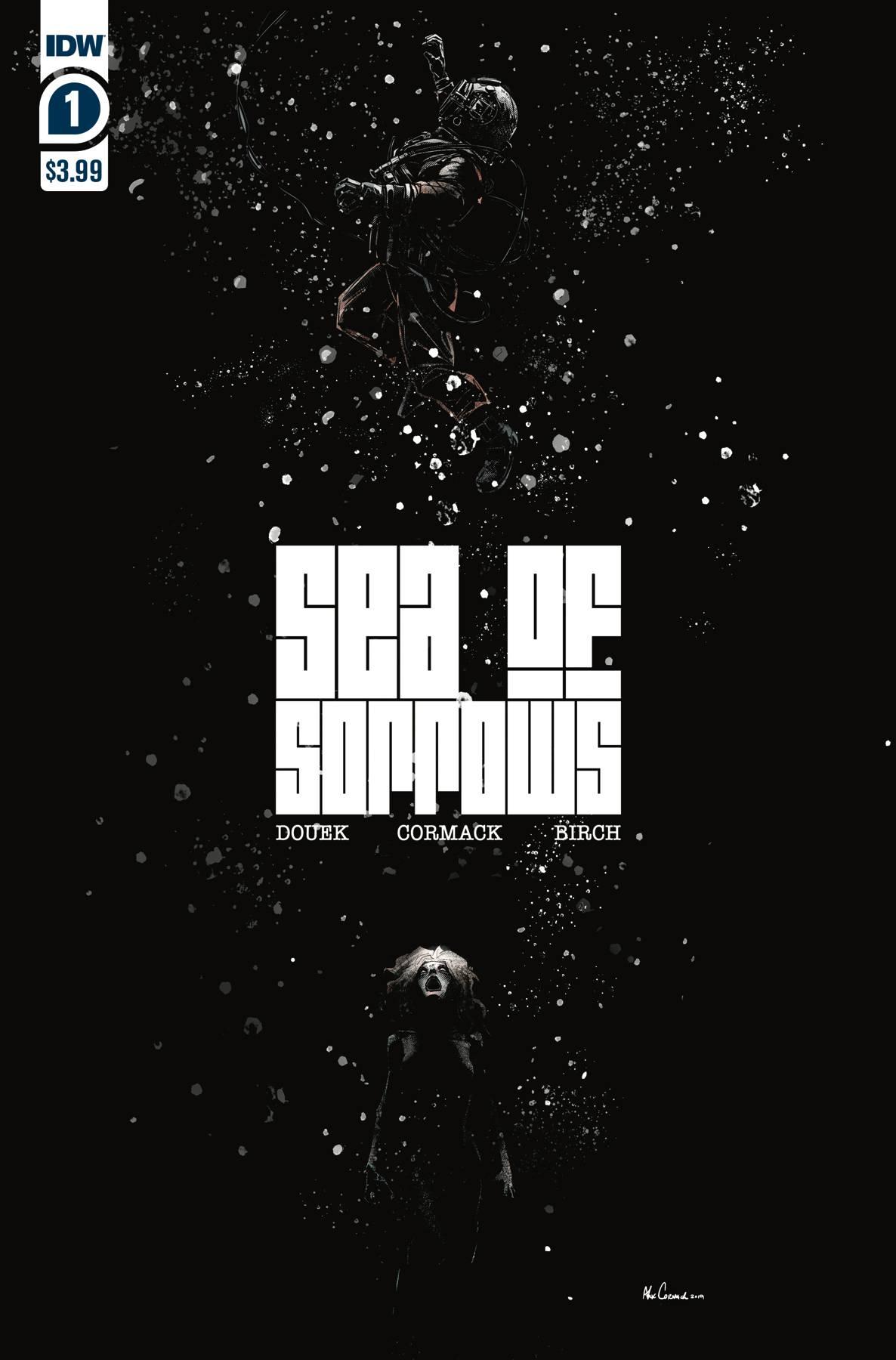 SEA OF SORROWS #1 (OF 5) (RES)