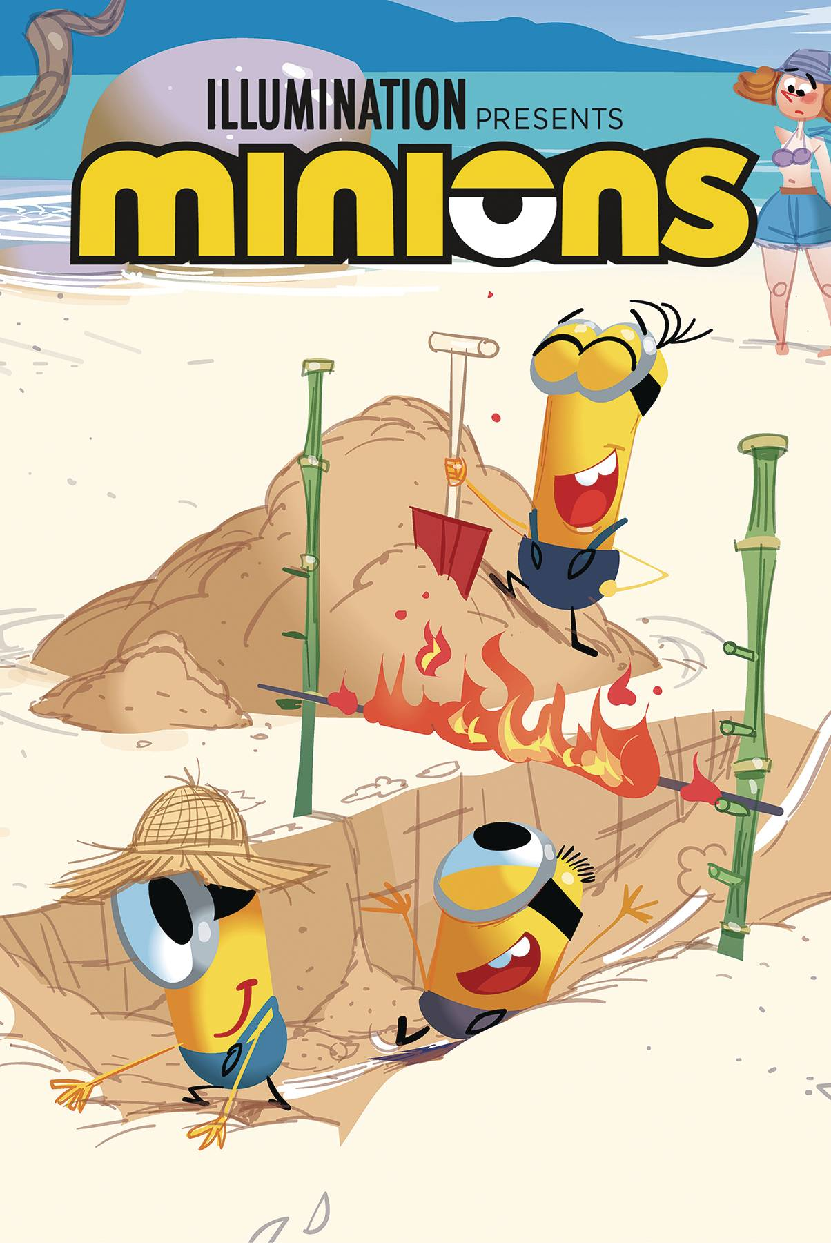MINIONS SPORTS #2 (RES)
